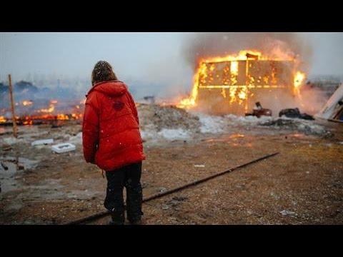 VIDEO: Prosvjednici napuštaju kamp u Sjevernoj Dakoti