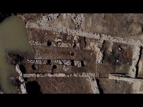 VIDEO: Pronađeno svetište posvećeno bogu Mithri