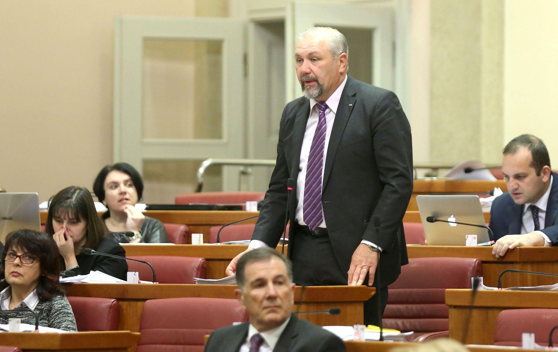 SABOR Hrelja upozorio na diskriminaciju u RTV pristojbama