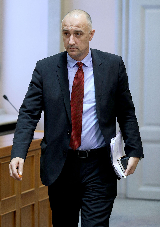 IVAN VRDOLJAK  'Vjerujem u pobjedu Anke Mrak Taritaš'