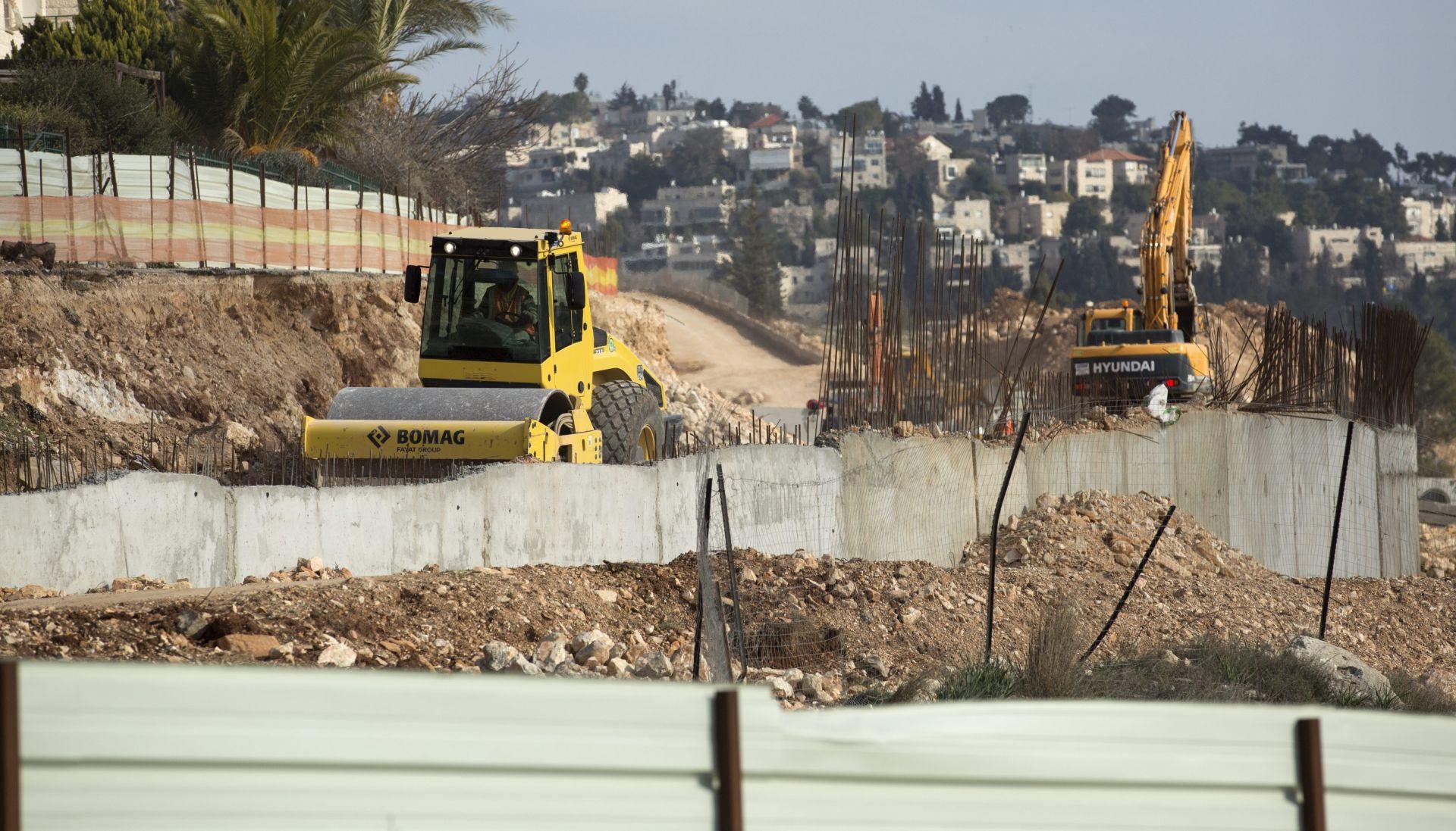 IZRAEL ODOBRIO: Izgradnja još 3000 stanova na Zapadnoj obali