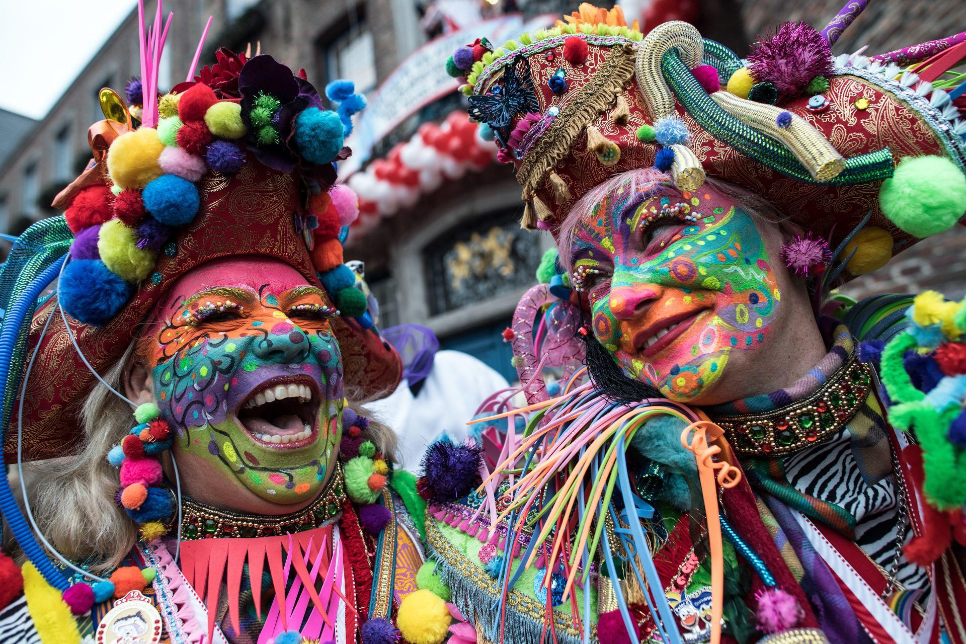 POVEĆANE MJERE SIGURNOSTI: Počeli karnevali u Njemačkoj