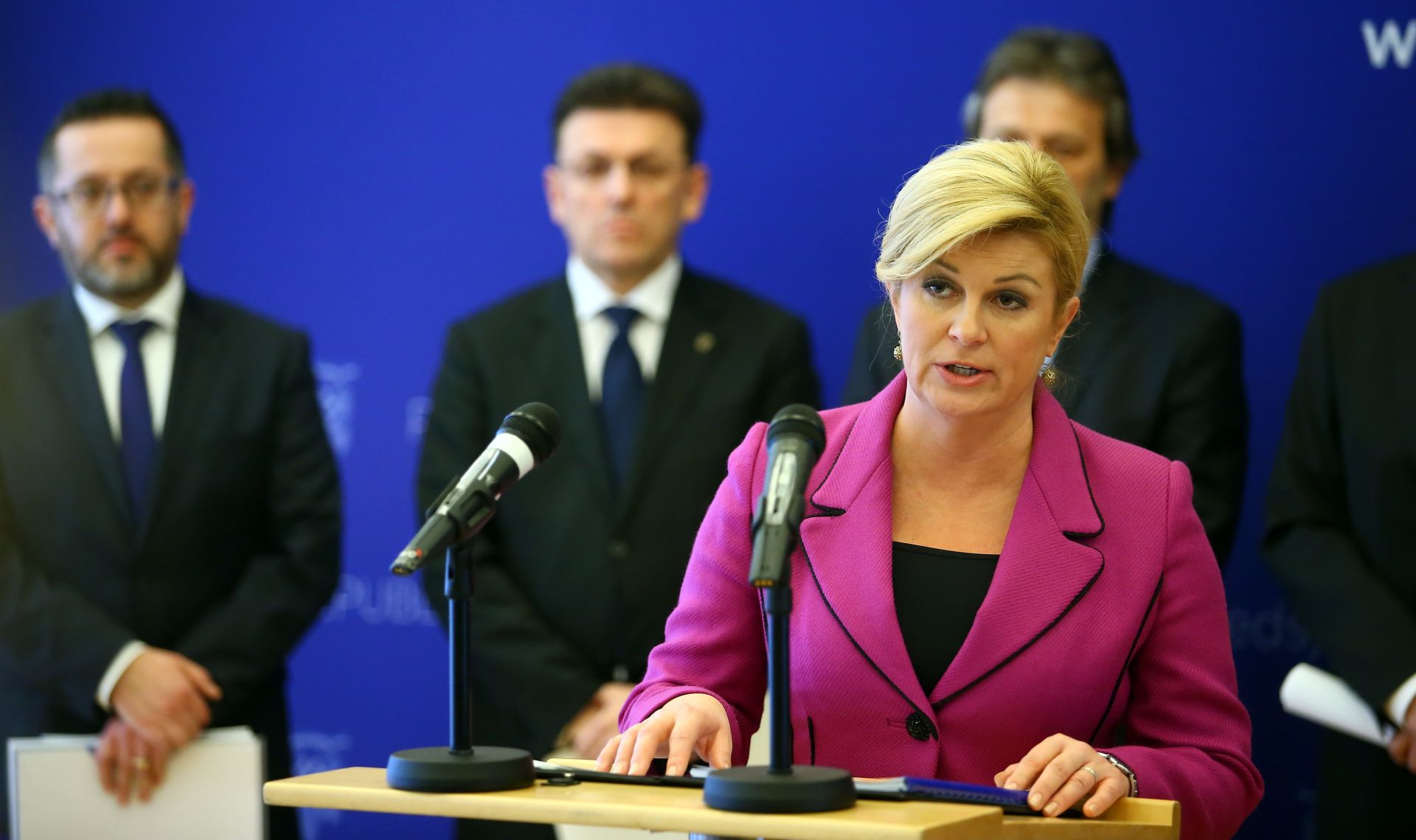 GRABAR-KITAROVIĆ: 'Moja kampanja je čista i nije predmet Uskokove istrage'