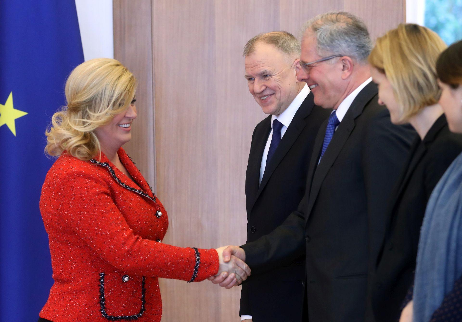 GRABAR-KITAROVIĆ: 'Hrvatska će ostati predana promociji zdravog načina života'