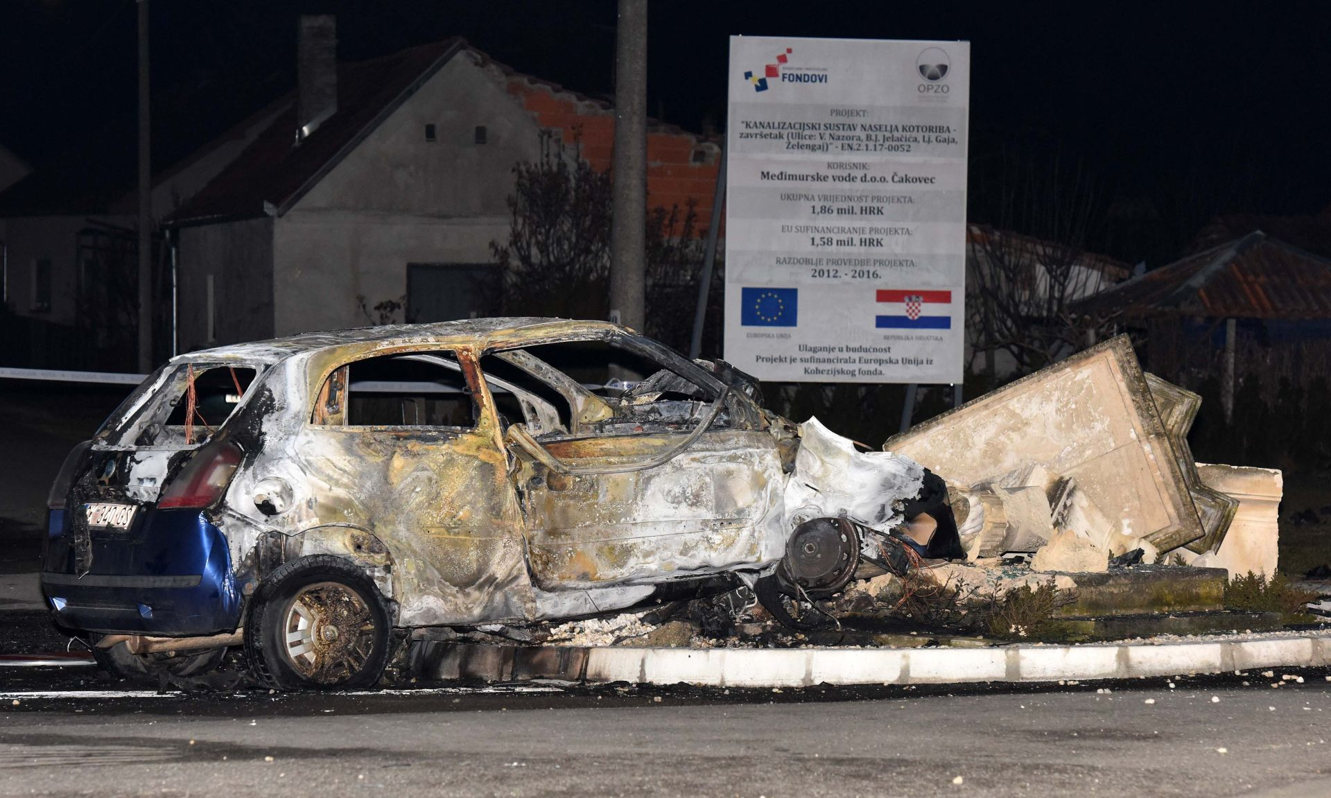 TRAGEDIJA U MEĐIMURJU: U prometnoj nesreći poginula 20-godišnjakinja, majka dvoje djece