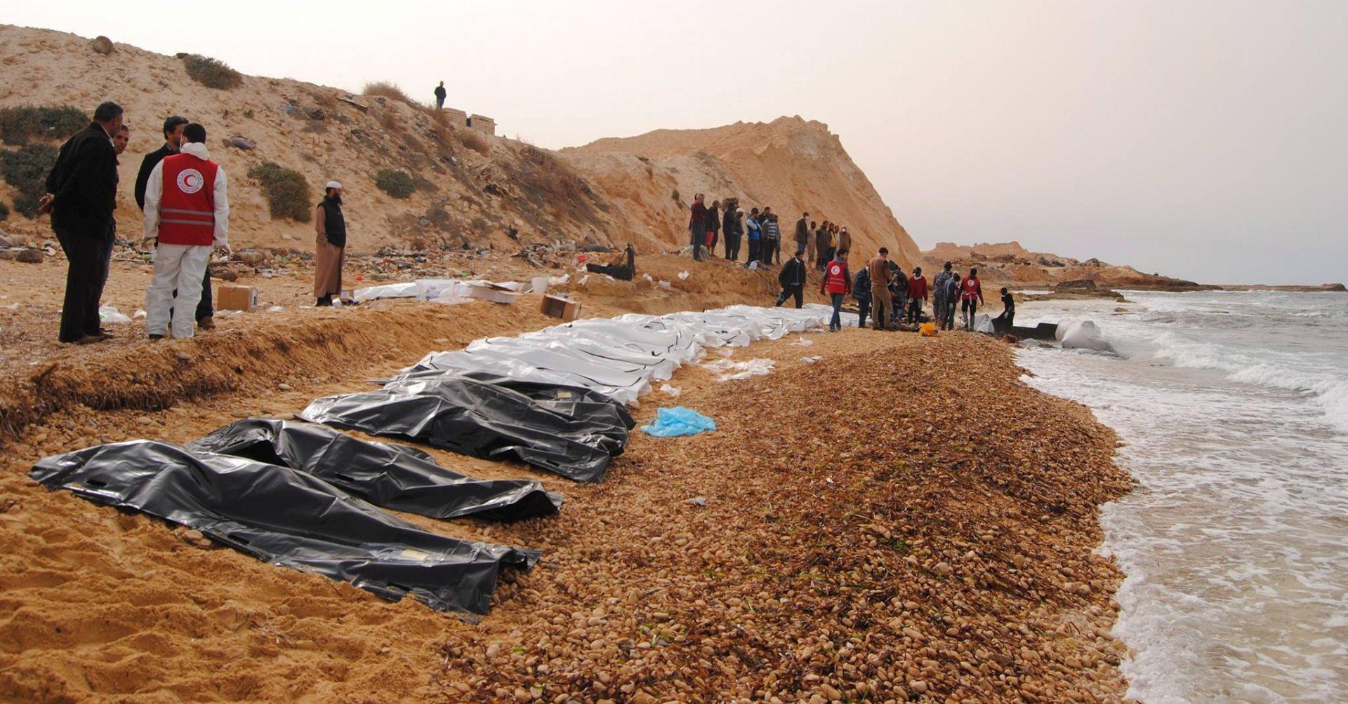 PRONAĐENA TIJELA: Umrlo 27 migranata u zapadnoj Libiji, 13 u kontejneru za prijevoz