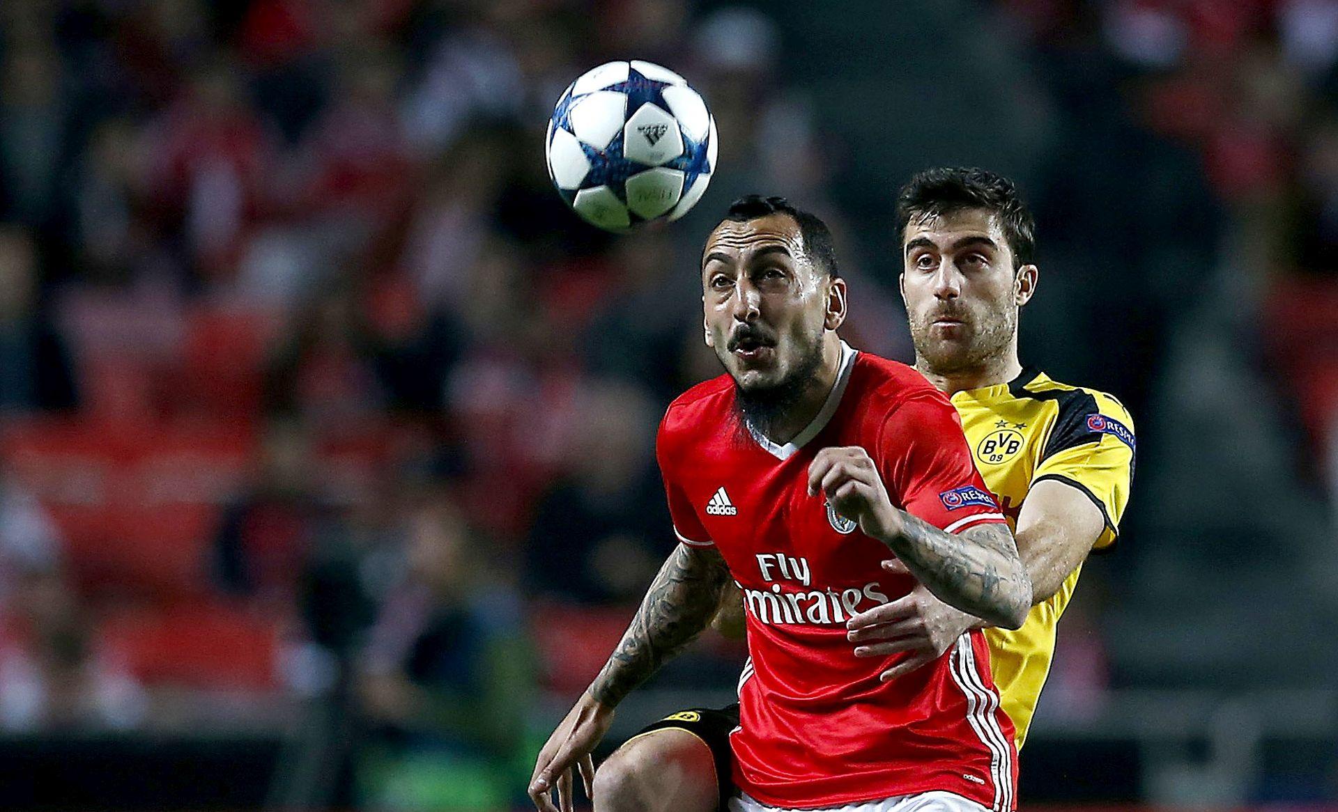 LIGA PRVAKA: Benfica – Borussia Dortmund 1:0