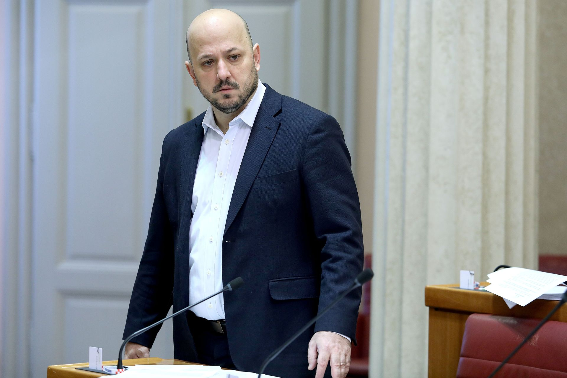 MARAS SE OKOMIO NA HRT: 'Medijski prikrivaju novu štetu koju nam HDZ želi nanijeti'