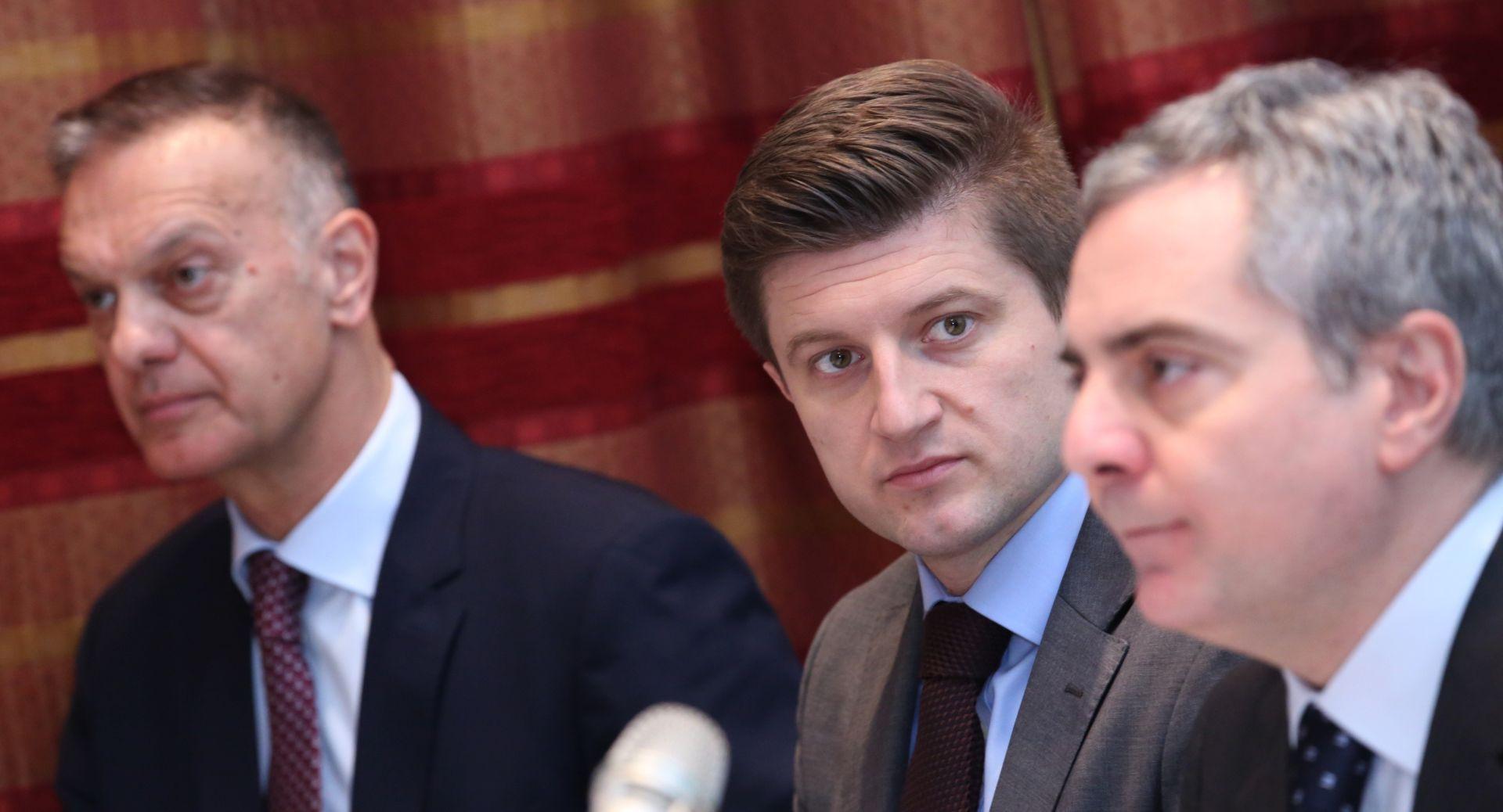 MINISTAR MARIĆ: 'Vlada prihvaća zamjerke Europske komisije'