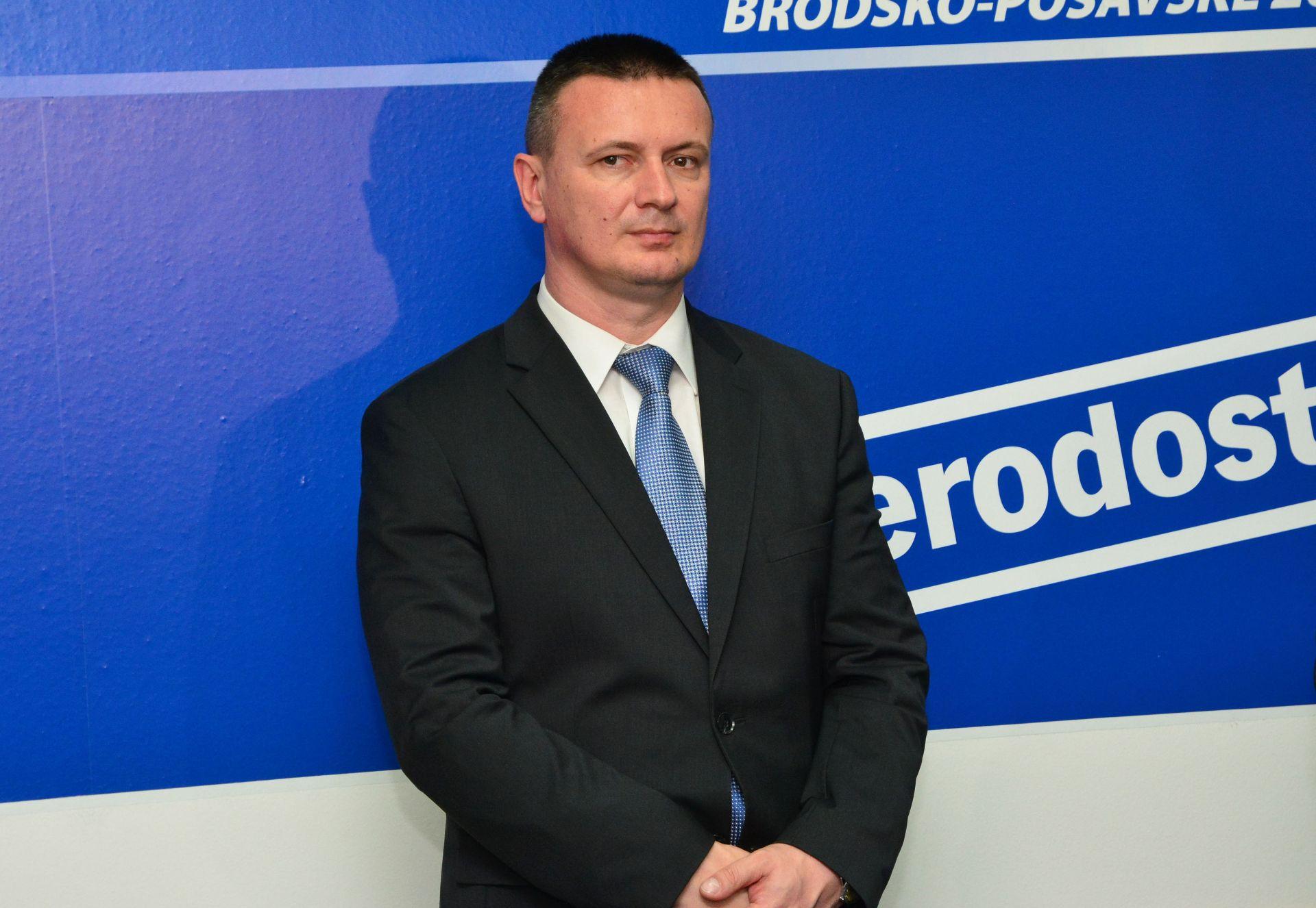 Danijel Marušić u utrci za četvrti mandat brodsko-posavskog župana