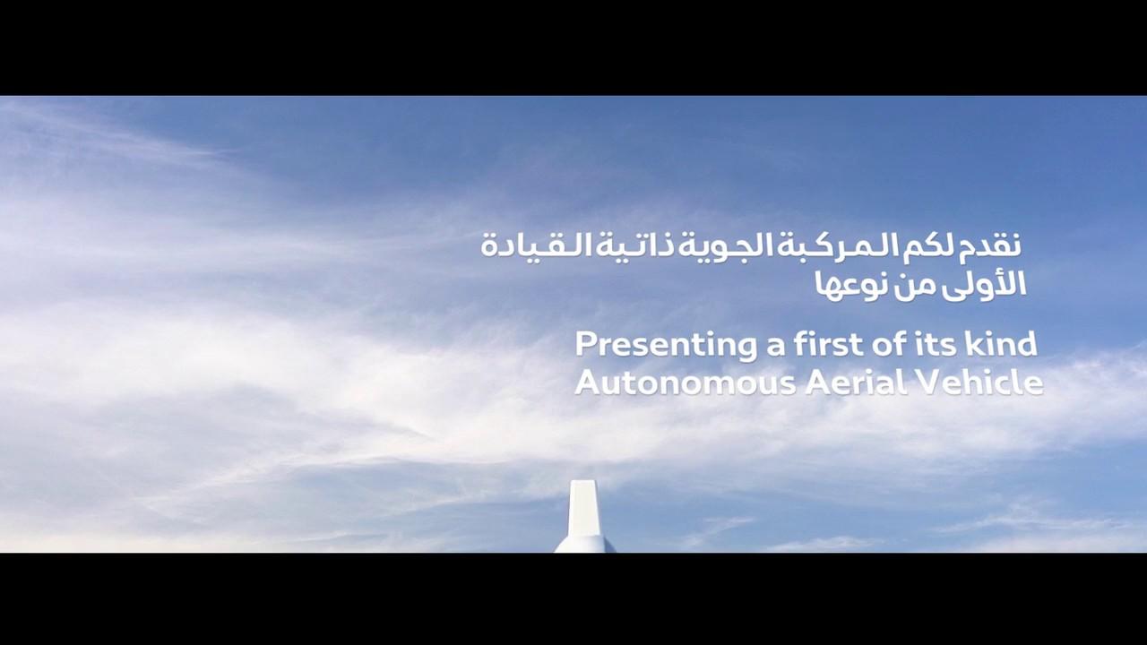 VIDEO: Dubai od srpnja pušta u promet leteće dronove za putnike