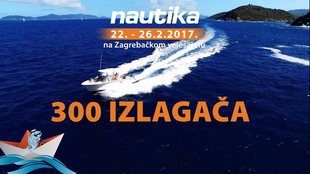 VIDEO: Od 22. do 26. veljače održavaju se Zagrebački sajam nautike i Hotel&Gastroteh