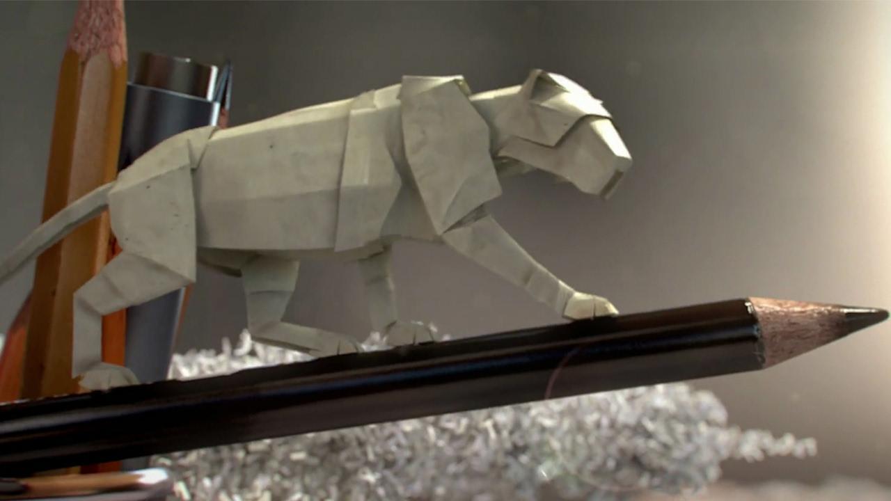 VIDEO: Odličan animirani film 'Paper World'
