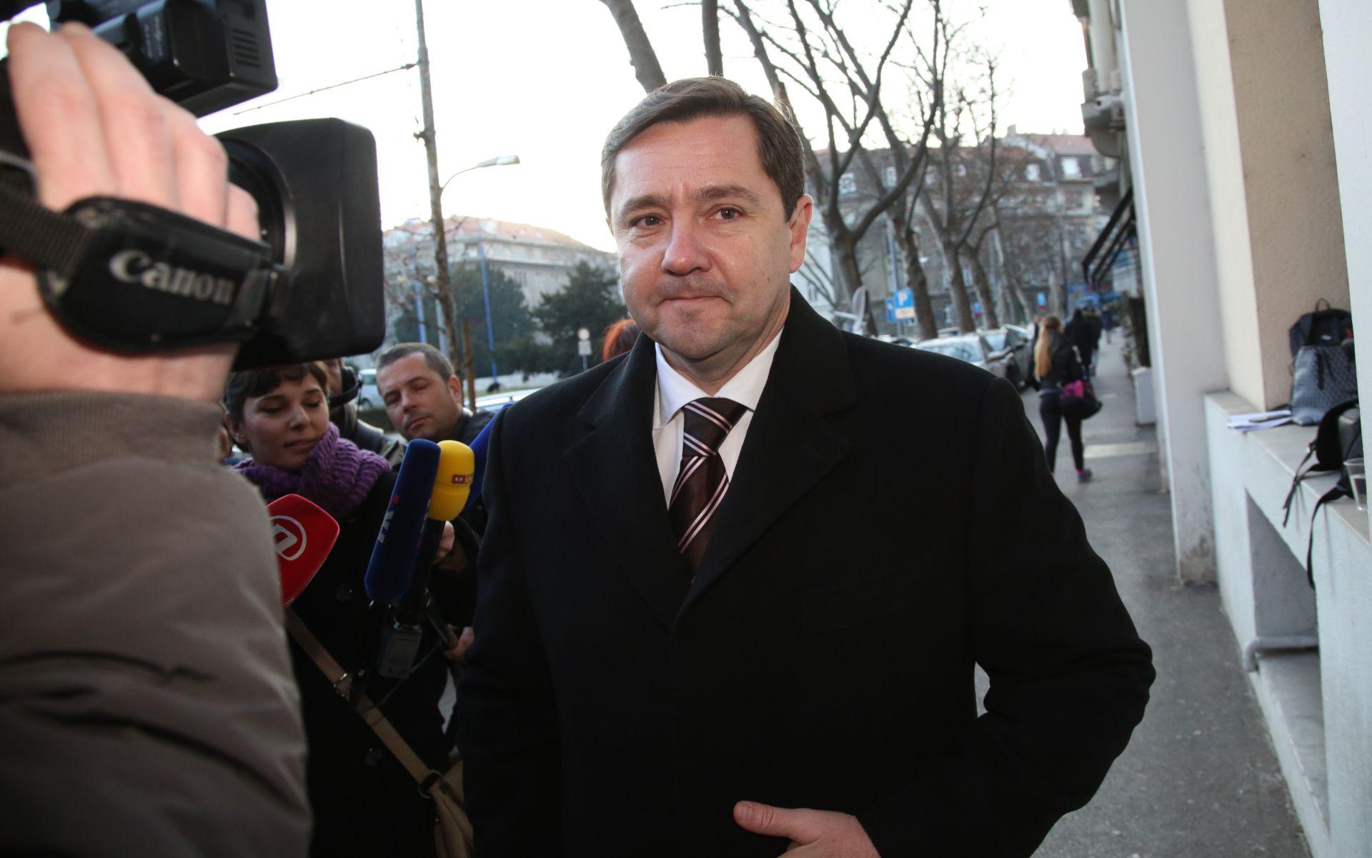 ZAGREB: HDZ za Bandićev rebalans proračuna