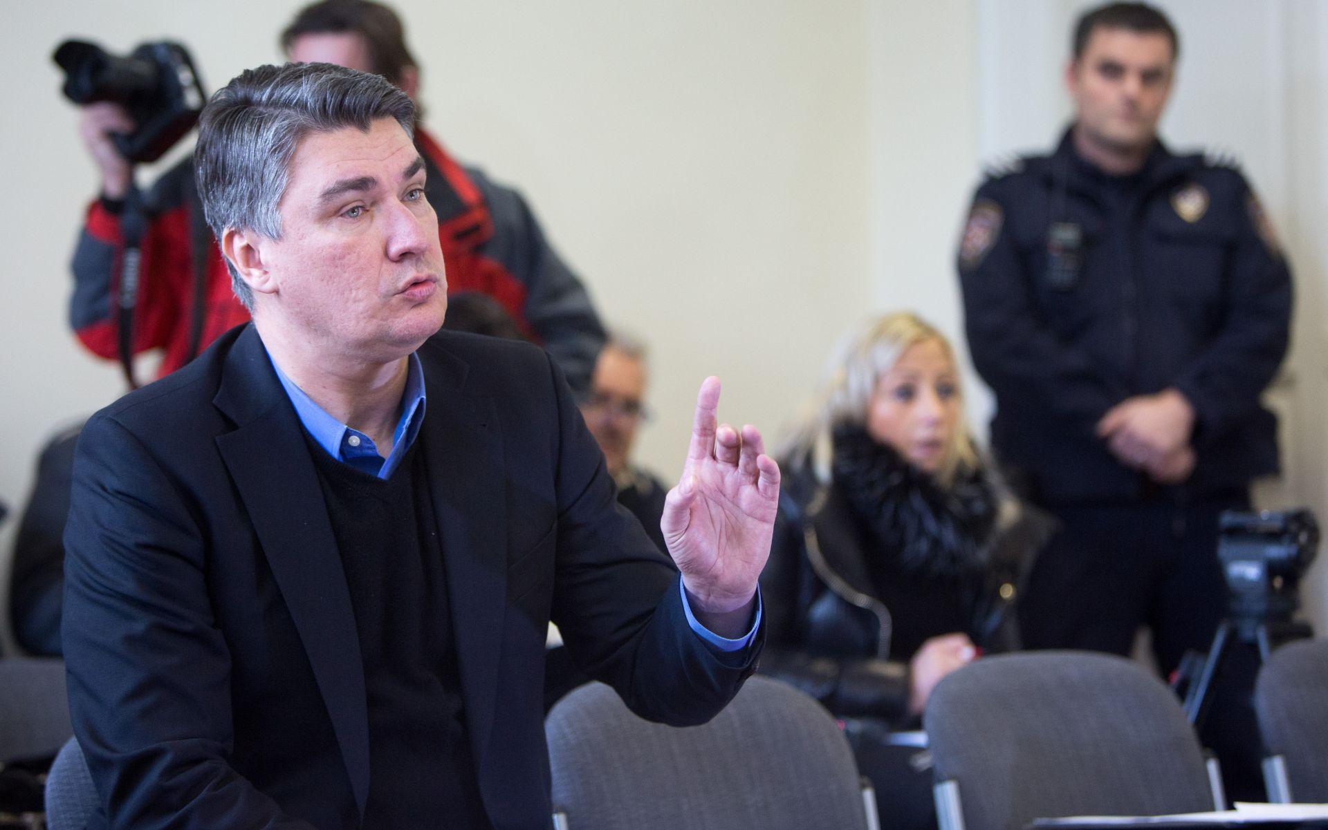 """SLUČAJ """"DNEVNICE"""": Milanović kontaktirao DORH, želi dati iskaz"""