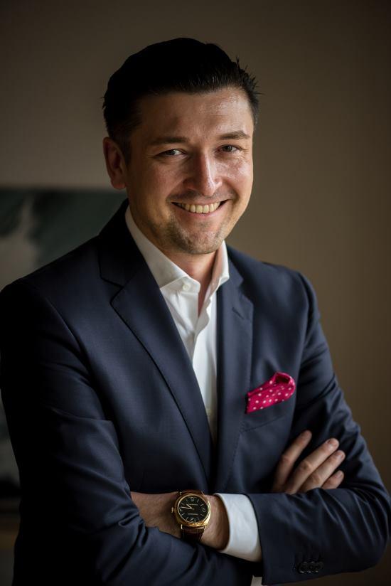 Denis Čupić, direktor tvrtke F.O. / Development