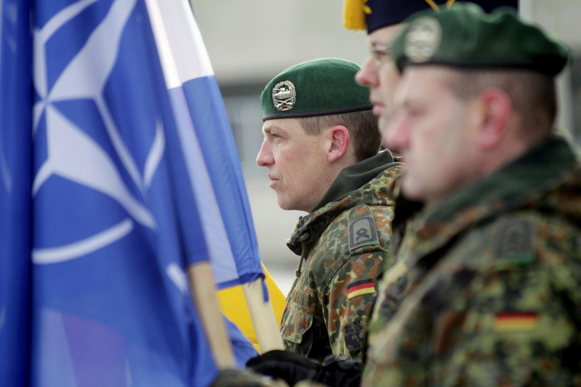 NATO: Vojska u Litvi kao potpora obrani granice prema Rusiji