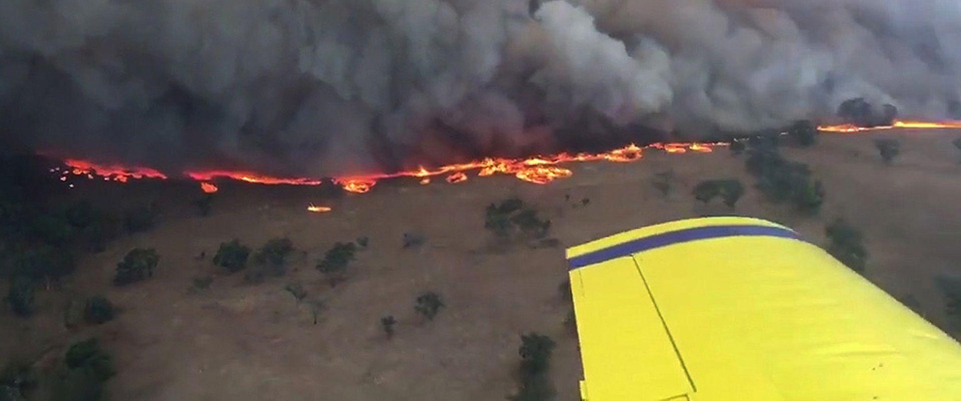 POŽAR NA NOVOM ZELANDU: Evakuirano više od 1.000 ljudi
