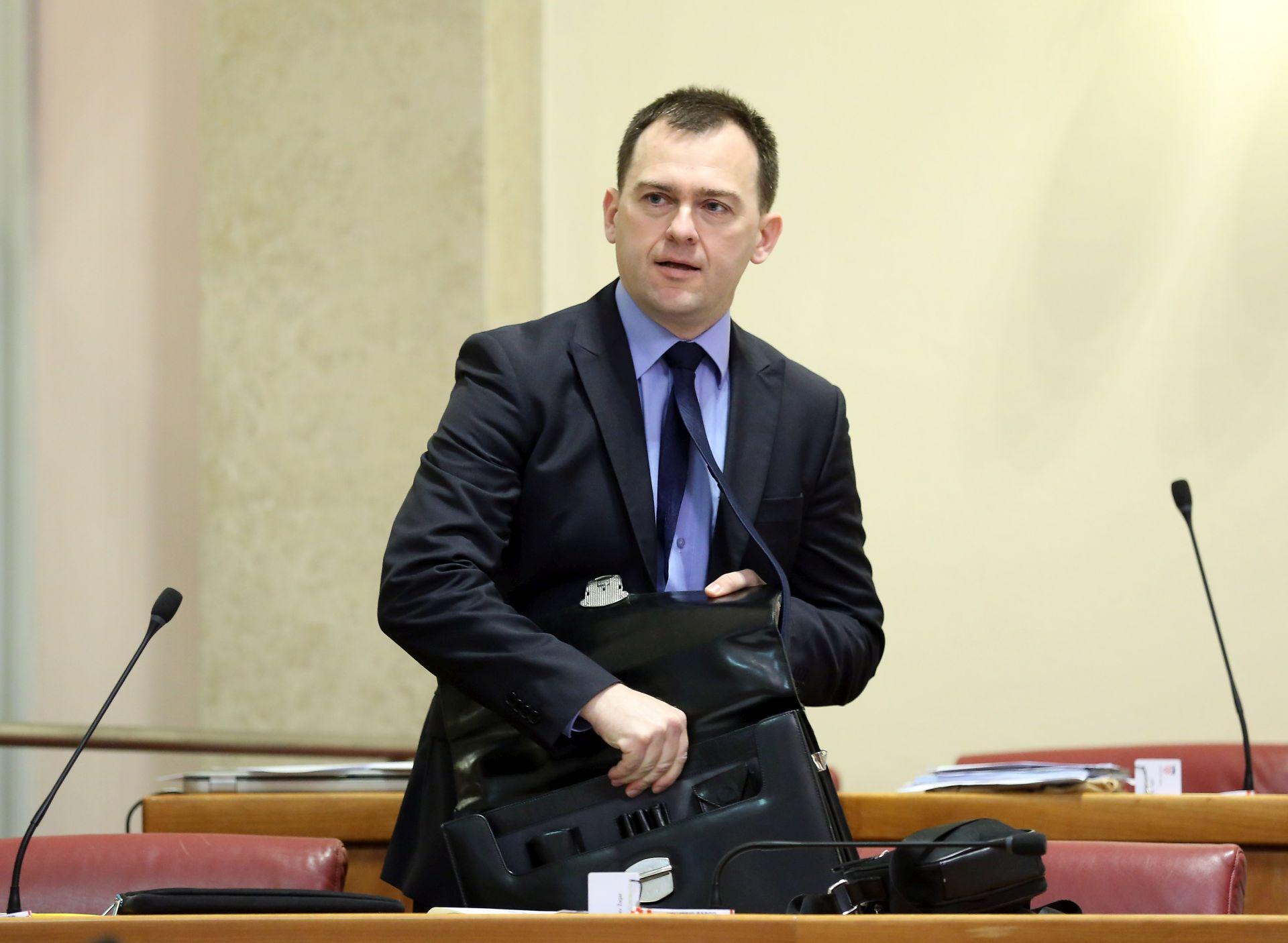 PANDEK PROTIV OSTOJIĆA: Bivši SDP-ov zastupnik tužio kolegu za klevetu