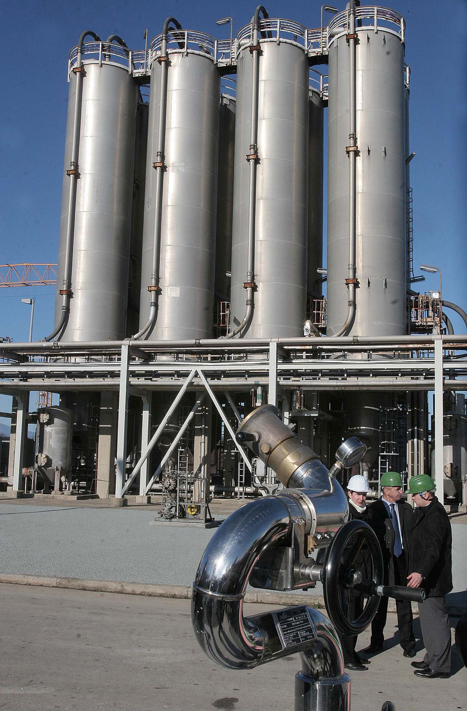Gubitak Petrokemije 146,8 milijuna kuna