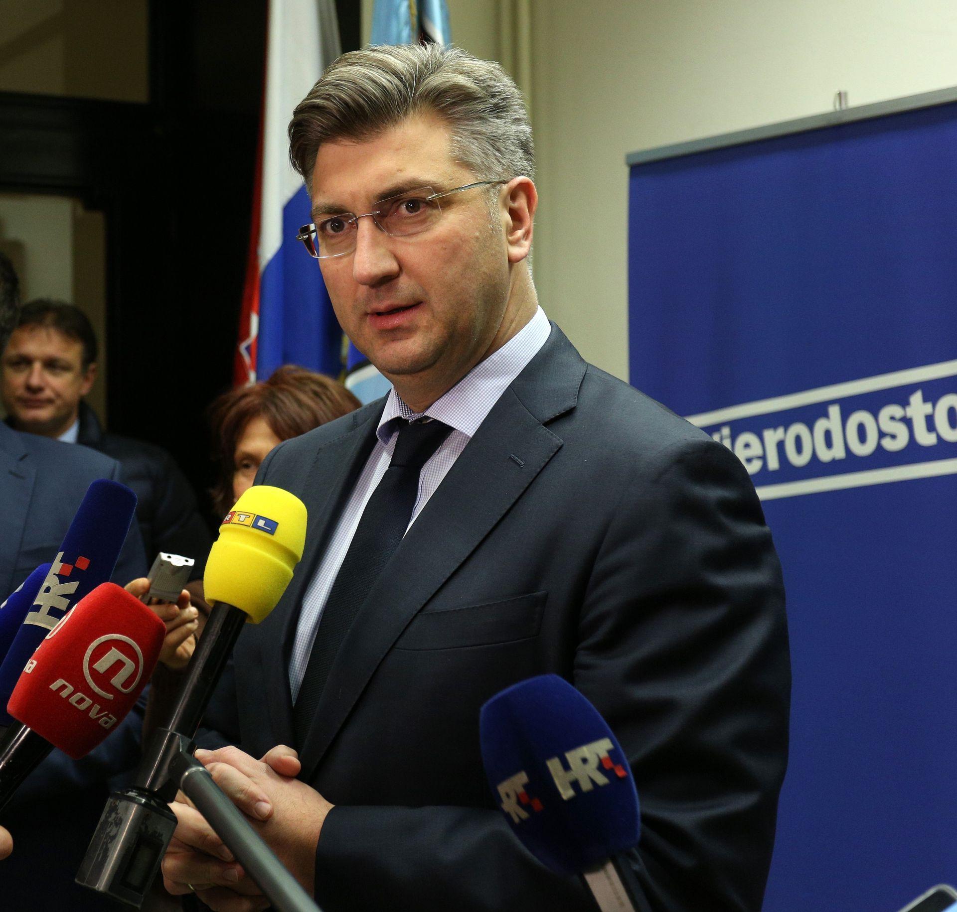PLENKOVIĆ: 'Dogovorili smo 16, 17 kandidata za župane'