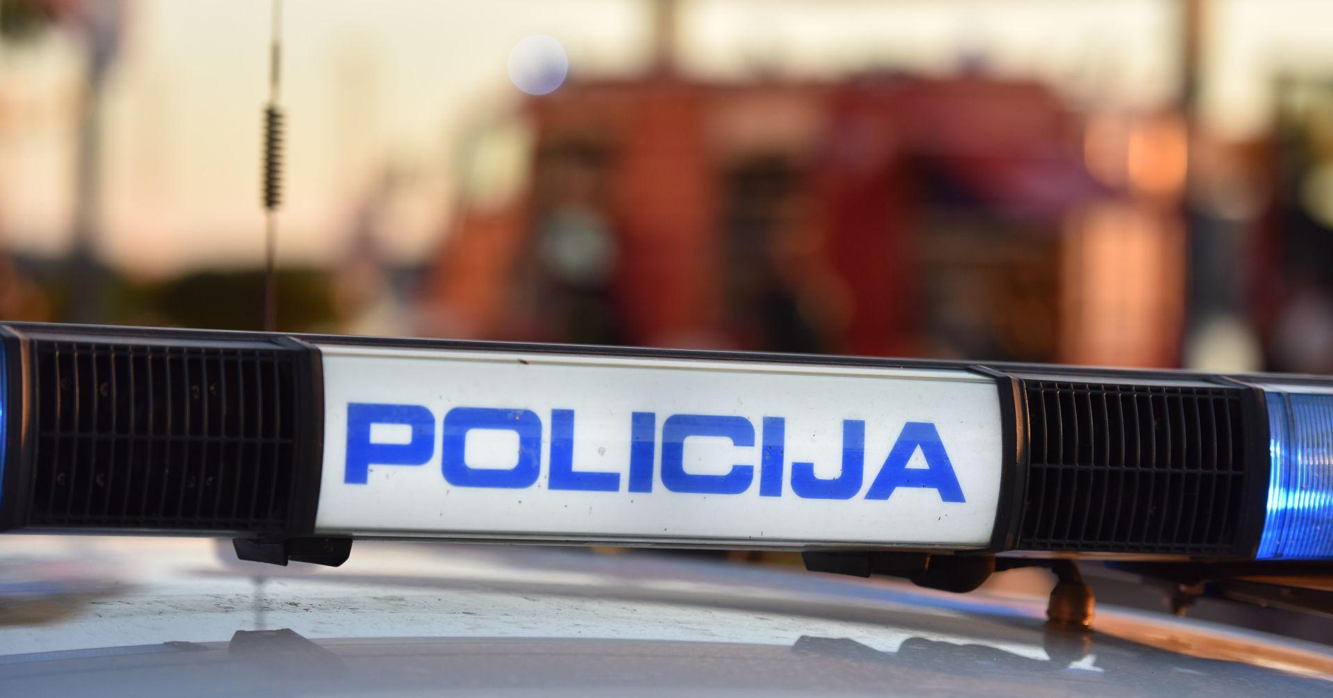 ŠIBENIK Automobil udario dijete dok je prelazilo cestu