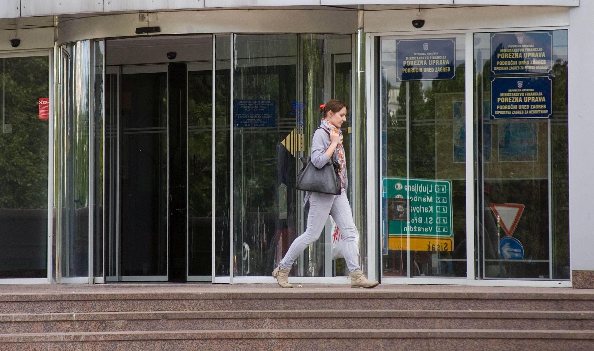 Porezna u travnju utvrdila obveze od 127 milijuna kuna