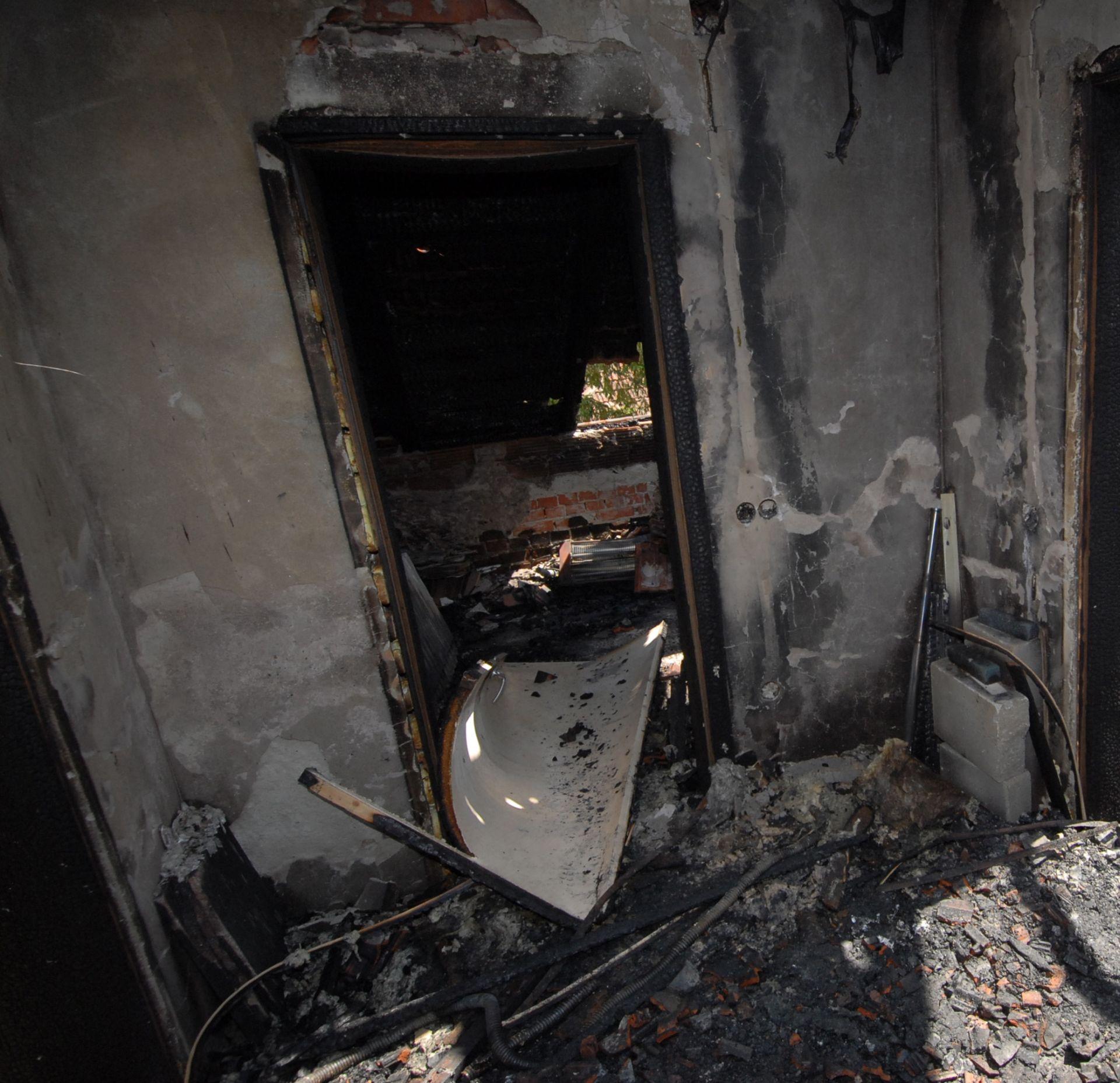 POŽAR NA BRAČU: U stanu bila majka s dvoje djece, nema ozlijeđenih