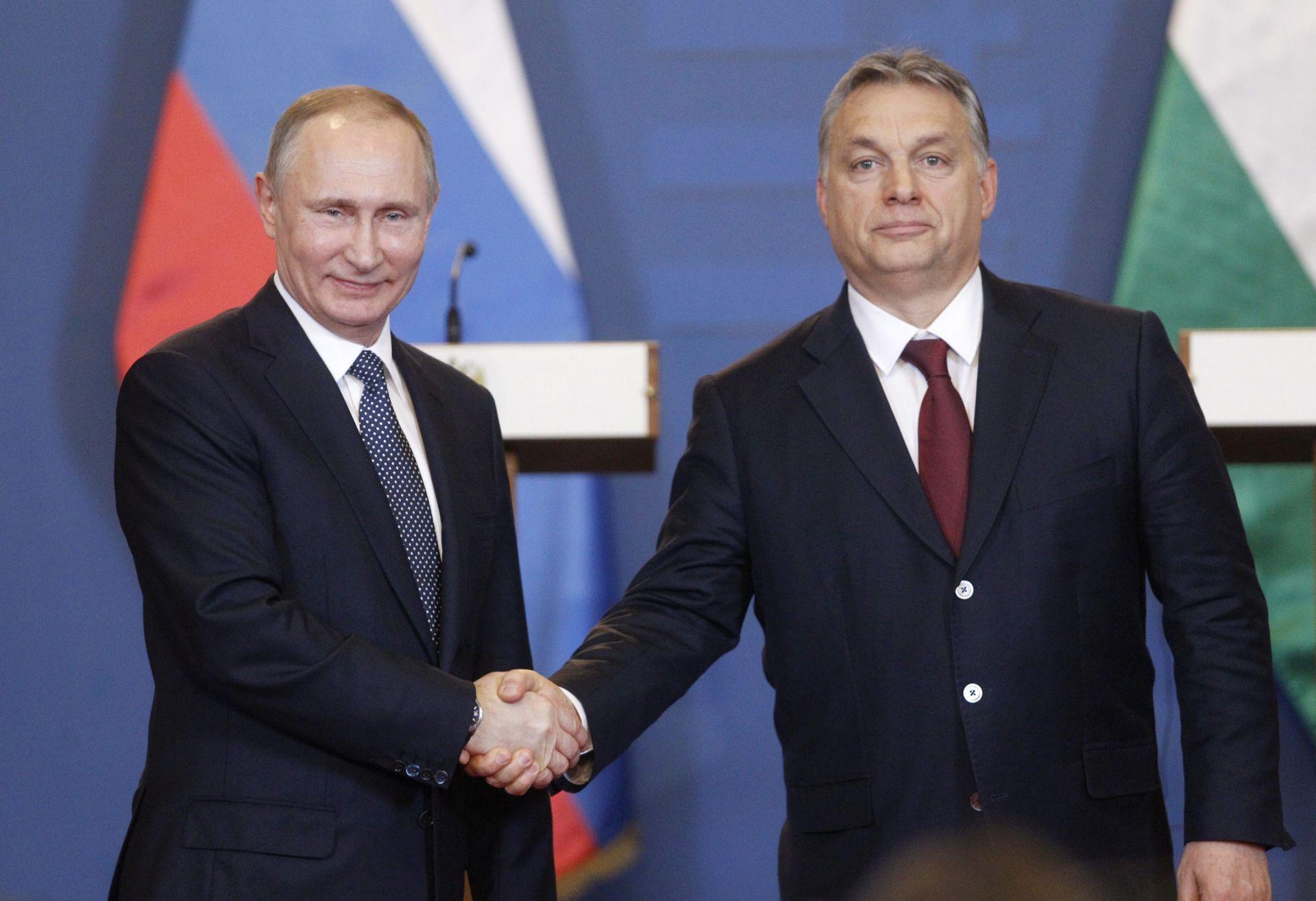 NAPETI ODNOSI: Putin optužio Kijev da provocira sukobe na istoku Ukrajine