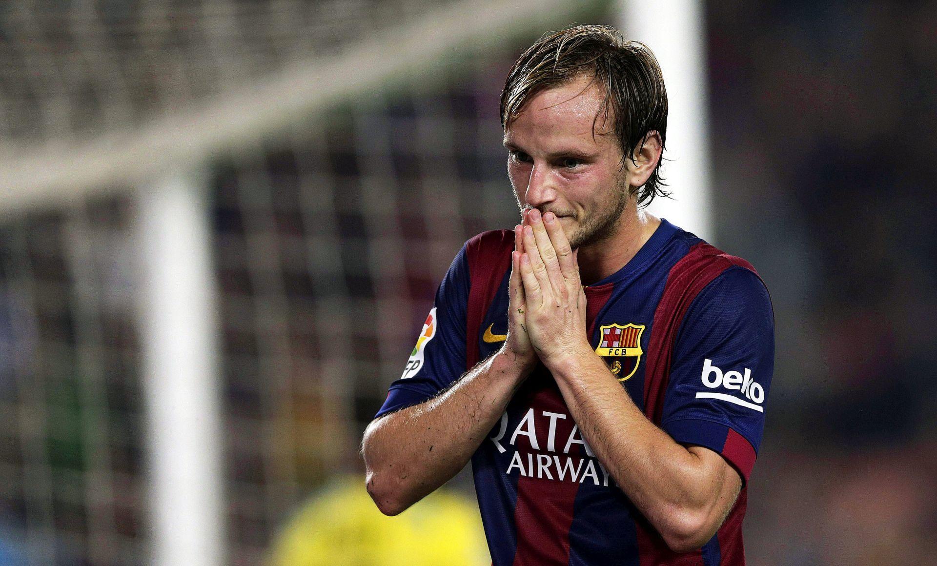 RAKITIĆ 'Barceloni nije drago što igra protiv Juventusa'