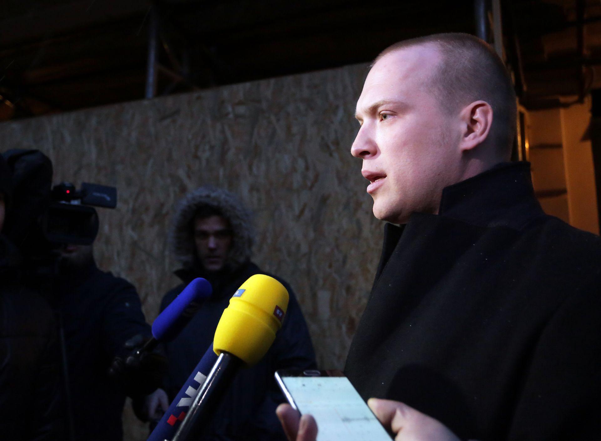 AFERA PUTNI NALOZI: DORH zatražio skidanje imuniteta i pritvor Tomislava Sauche