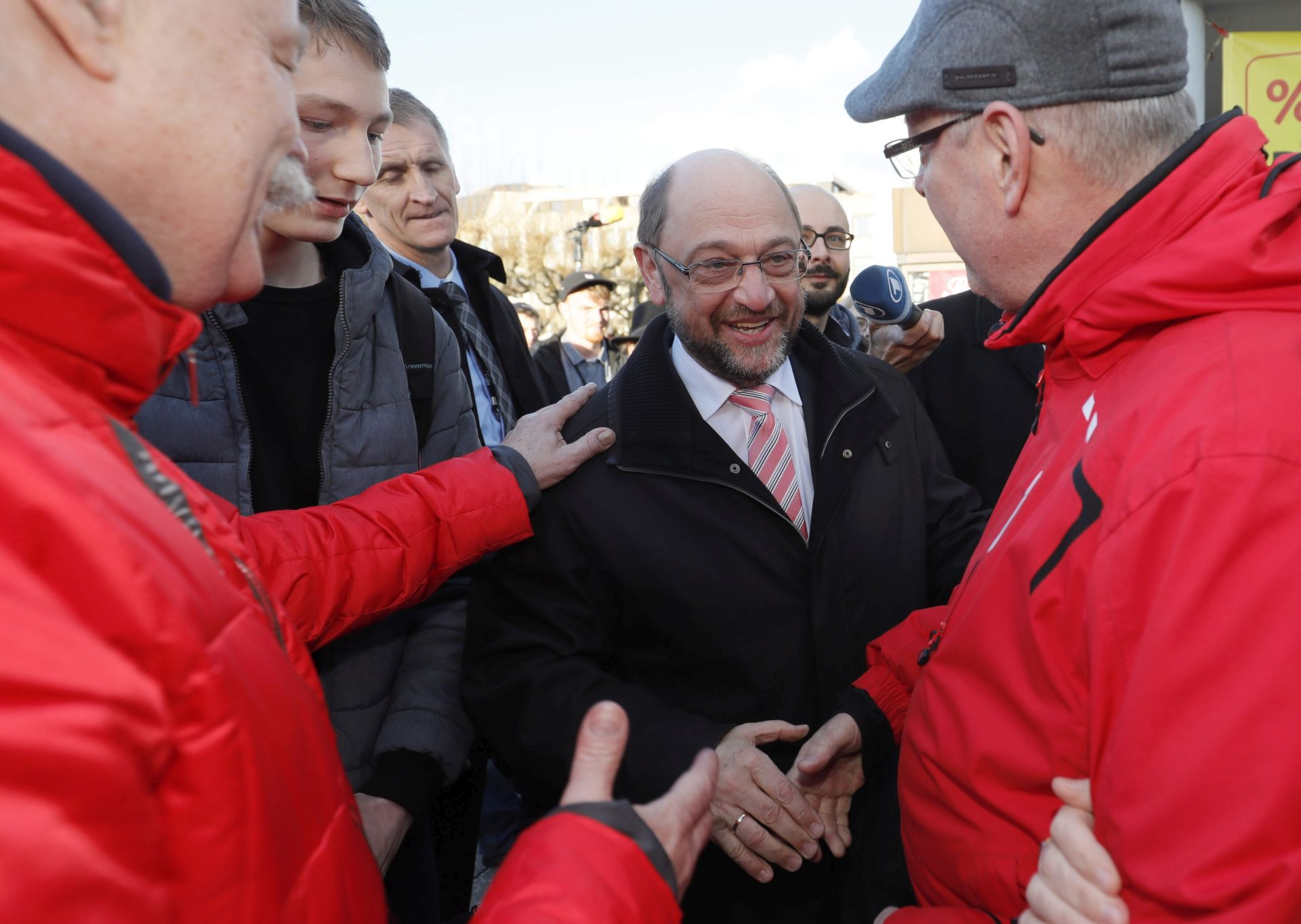 Popularnost njemačkog SPD-a i dalje u porastu