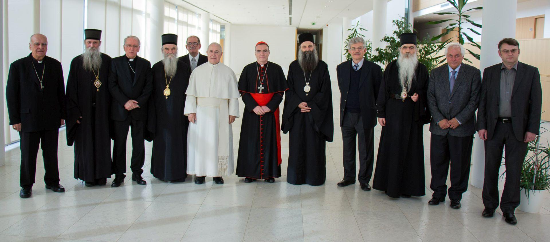Treća sjednica mješovitog povjerenstva o odnosu Stepinca prema NDH