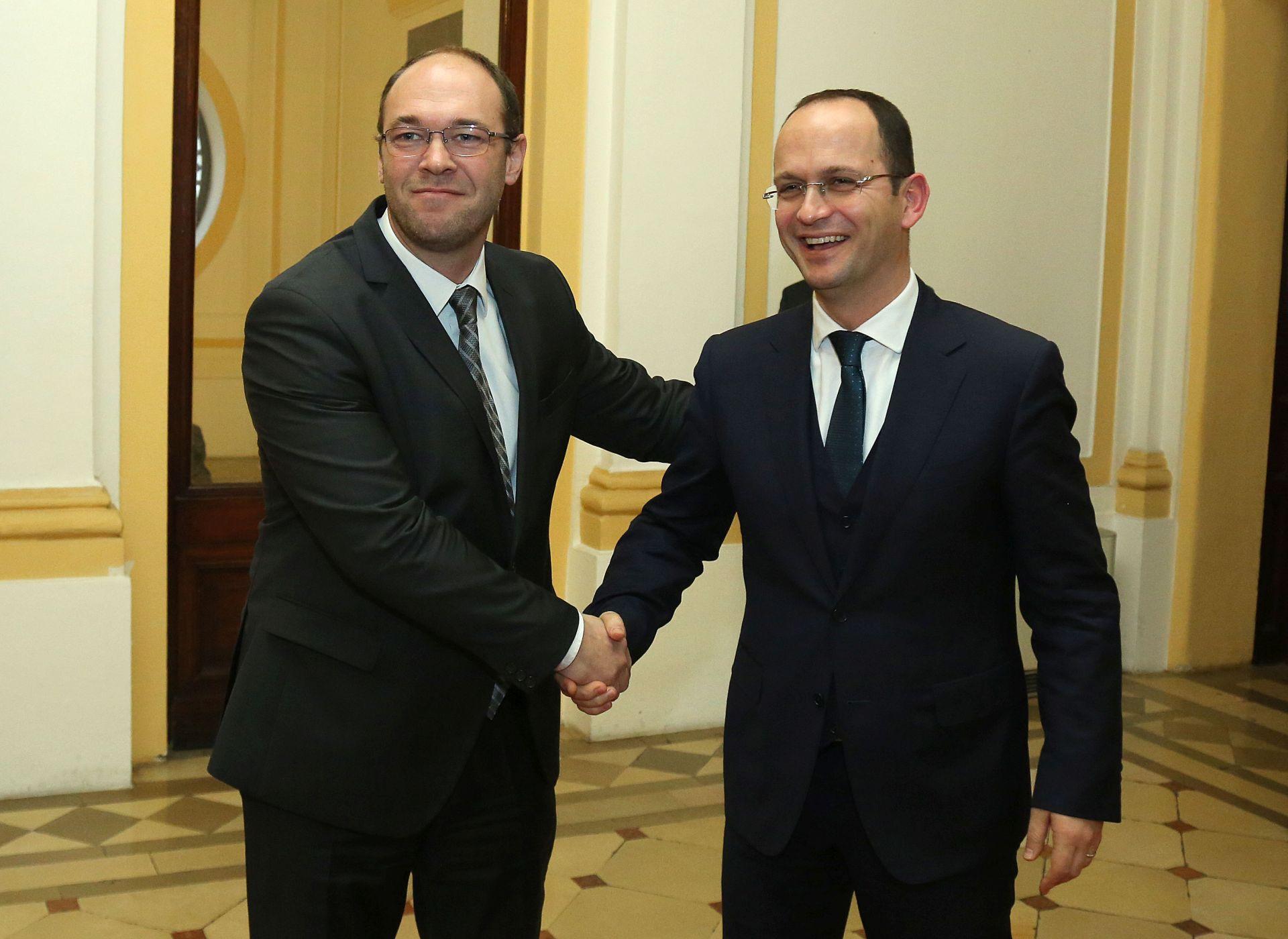 Hrvatska i Albanija potvrdile strateško partnerstvo