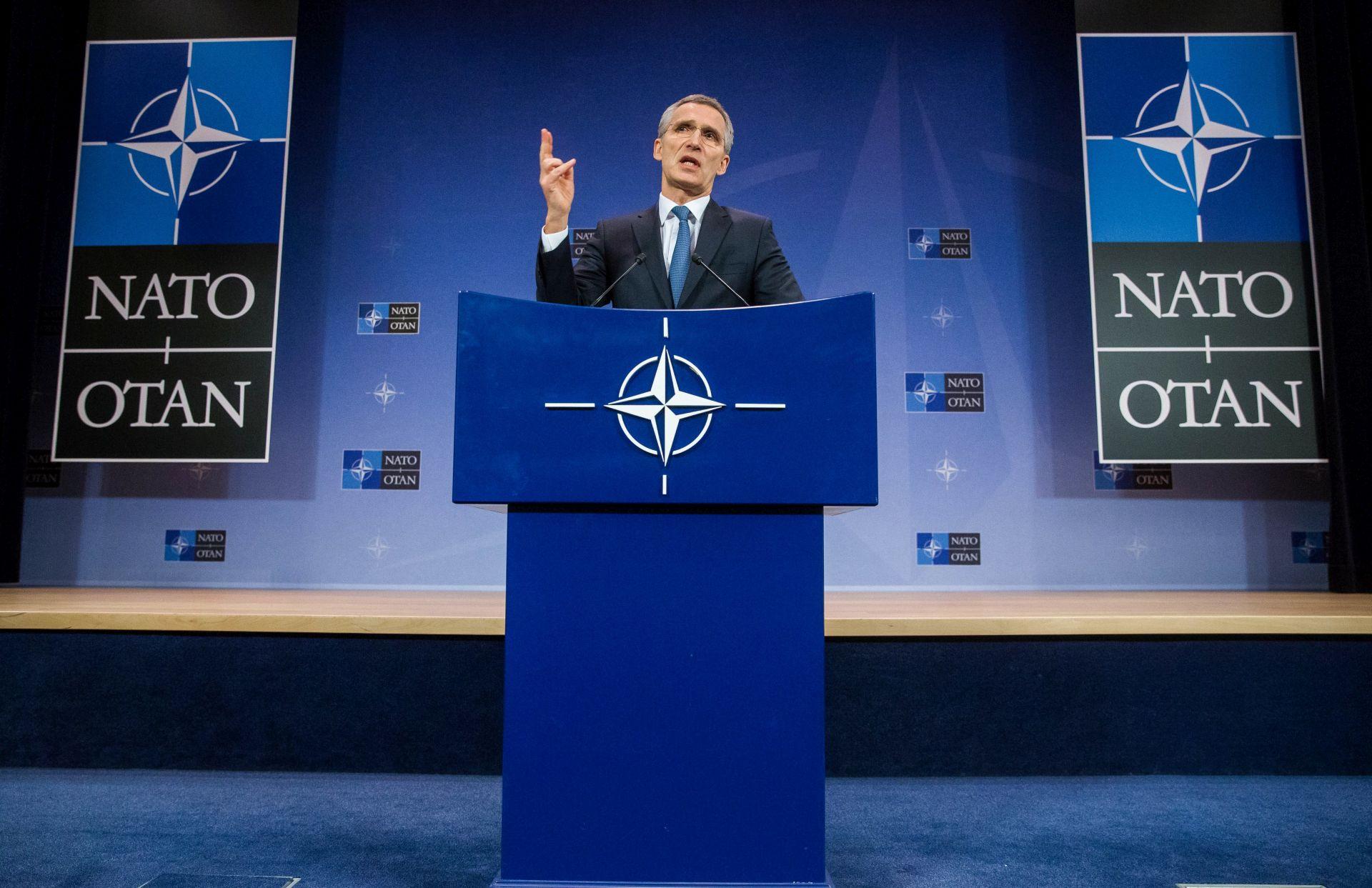 'NATO ne želi novu utrku u naoružanju s Rusijom'