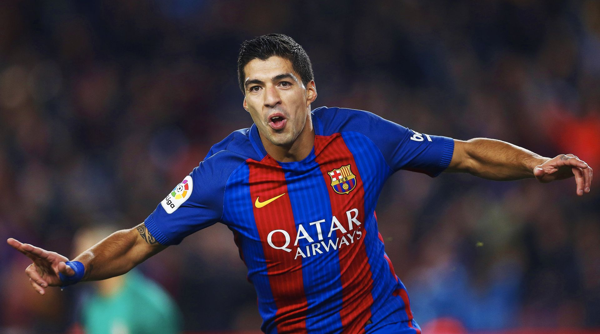 LUIS SUAREZ 'Ako u svijetu postoji momčad koje može nadoknaditi 0-4, onda je to sigurno Barca'