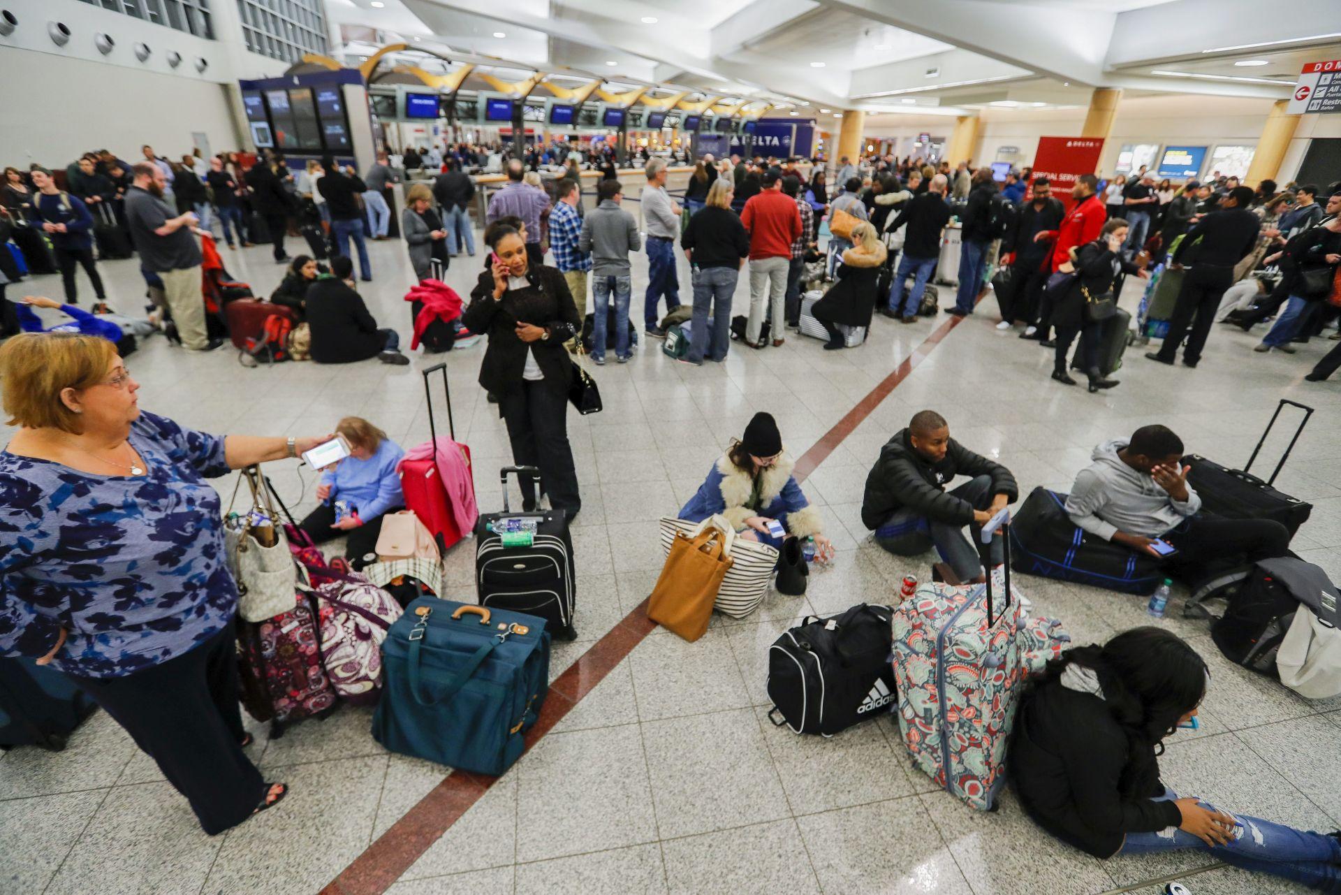 Američko Ministarstvo pravosuđa uložilo žalbu protiv suspenzije zabrane putovanja u SAD