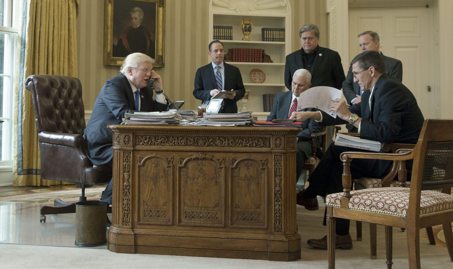 RAZGOVOR S PUTINOM: Trump kritizirao rusko-američki sporazum o nuklearnom razoružanju