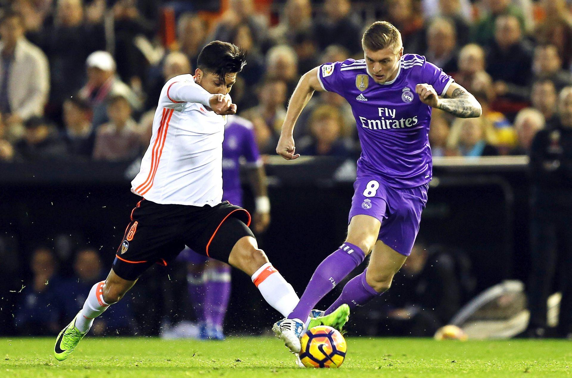 PRIMERA: Valencia pobijedila Real