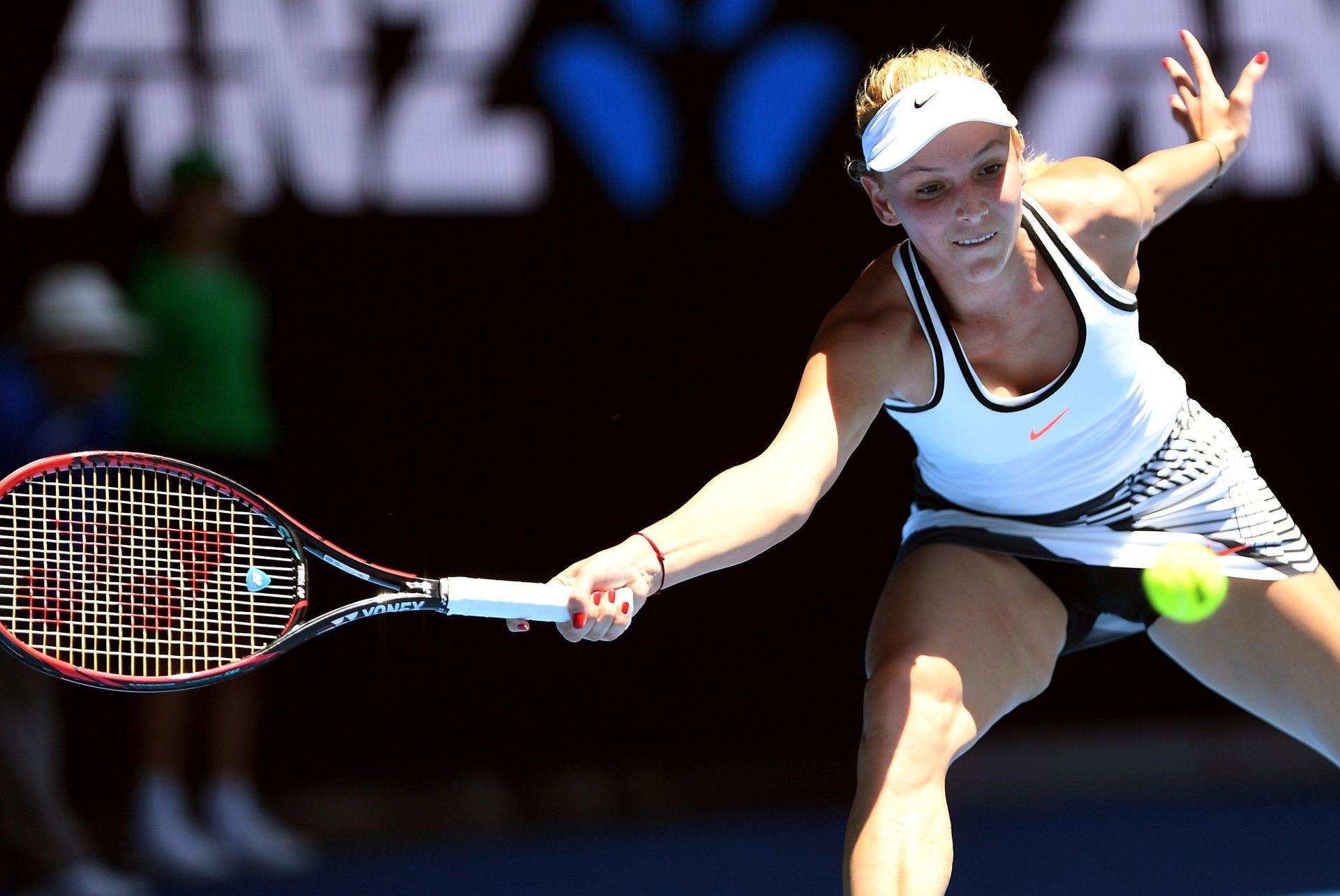 WTA TURNIRI: Pobjede Konjuh i Vekić