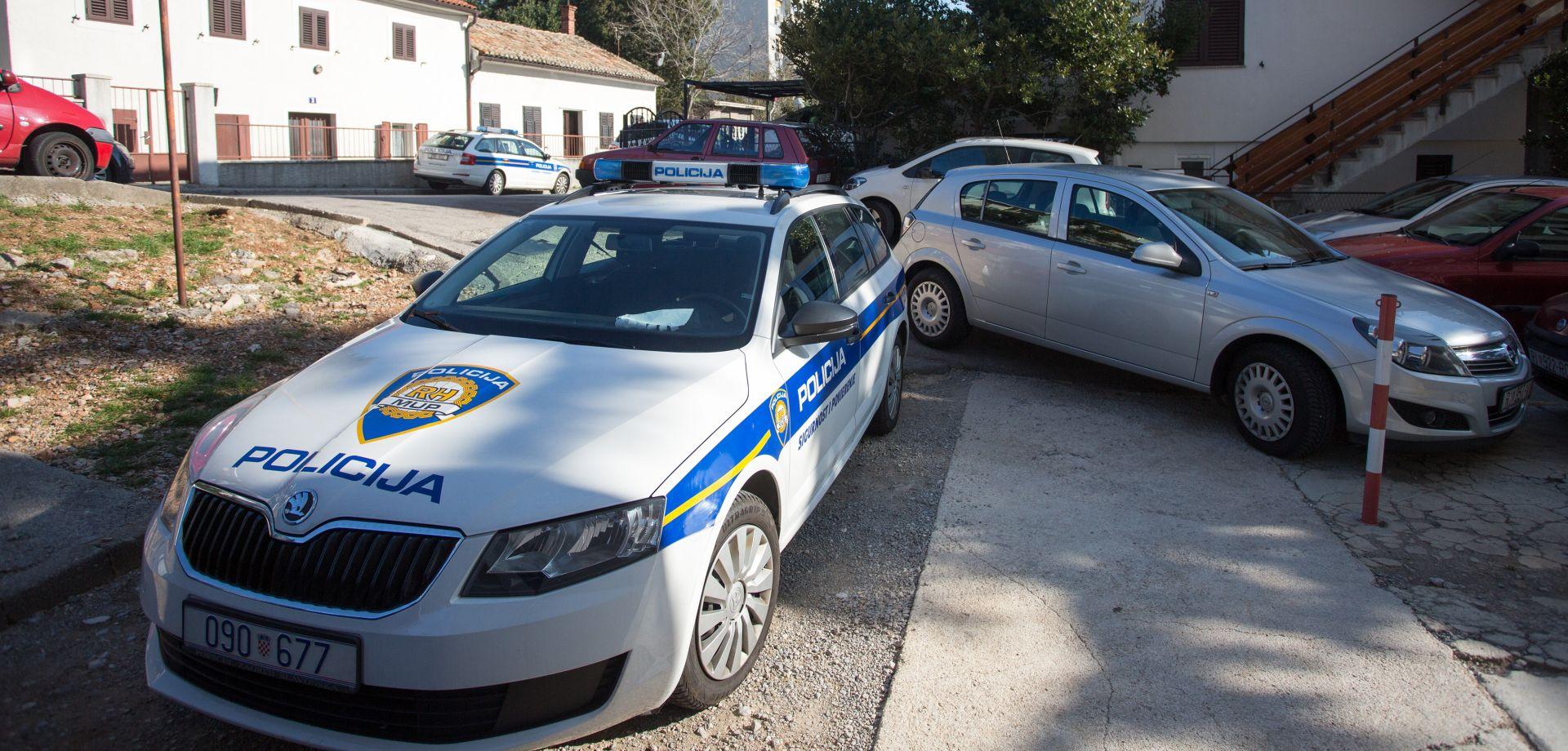 UBOJSTVO U RIJECI: Prekinut nadzor ceste kod Duge Rese, nastavljena potraga za osumnjičenim