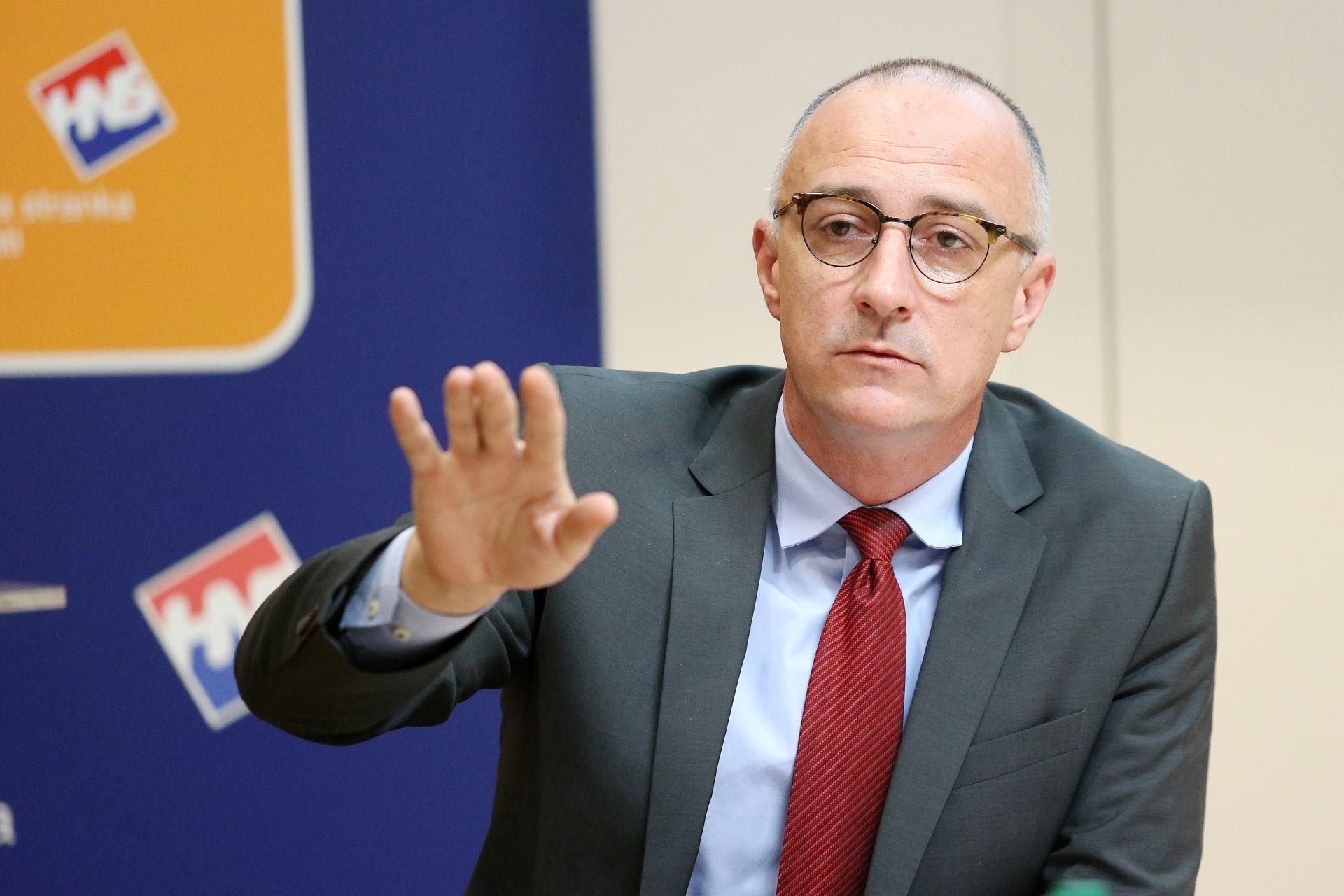 VRDOLJAK O DOBROVIĆU: 'Ministar nema nikakvog znanja o energetici'