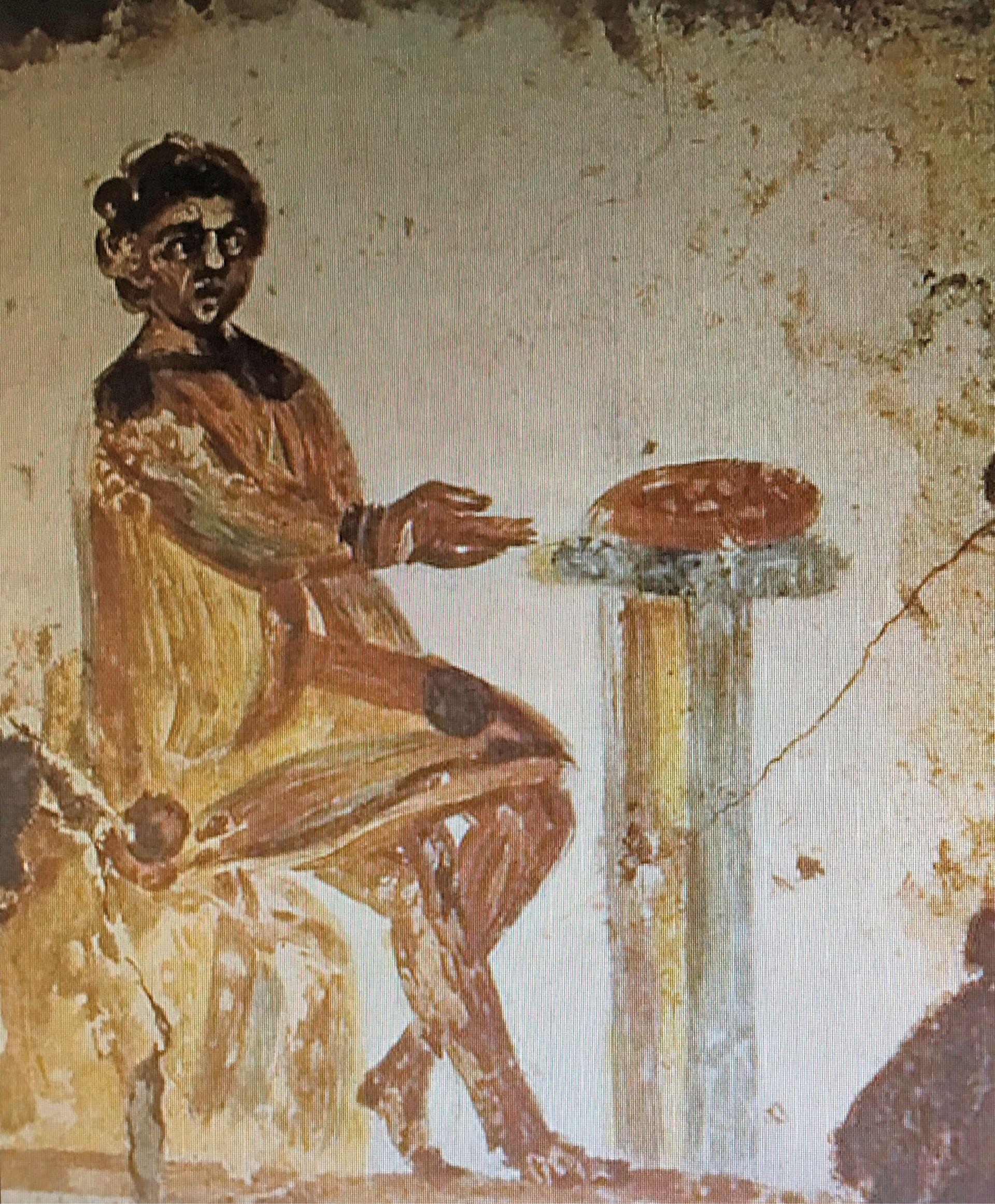 FELJTON Podzemna umjetnost rimskih katakombi