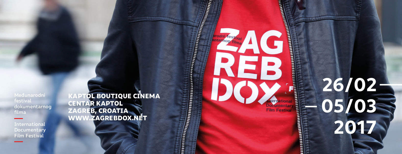 ZAGREB DOX Zagrijavanje za DOX gostuje u Splitu, Rijeci i Osijeku