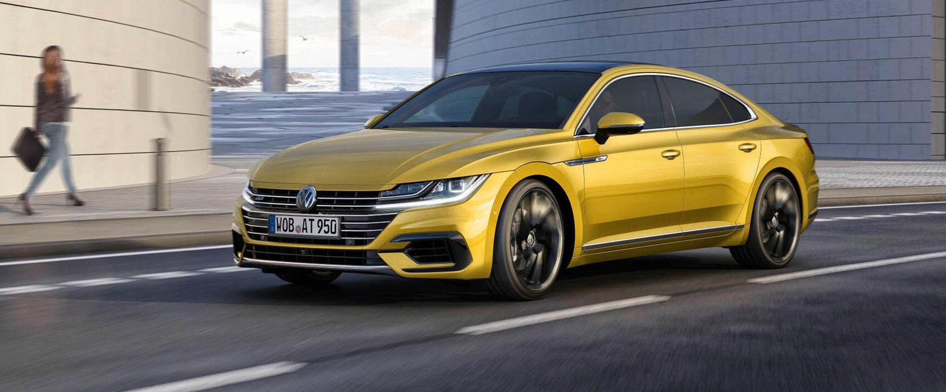 Volkswagen Arteon: Spoj avangarde i snažne dinamike