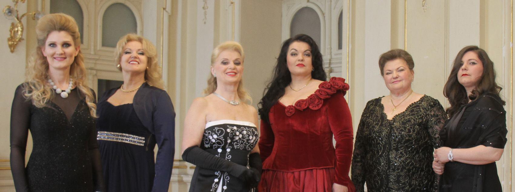 6 SOPRANA Koncert šest vrhunskih riječkih opernih umjetnica