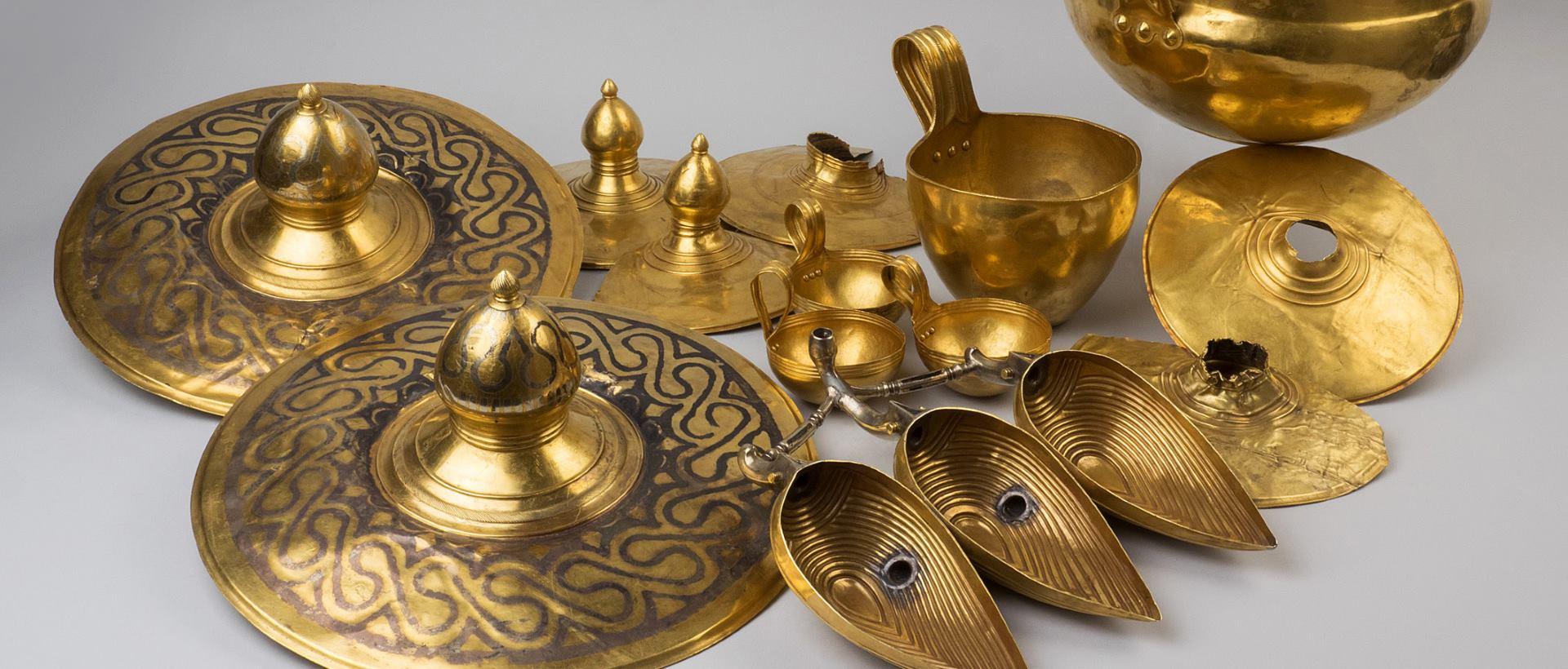 U bečkom Muzeju povijesti otvorena izložba o najstarijem rudniku zlata u Europi
