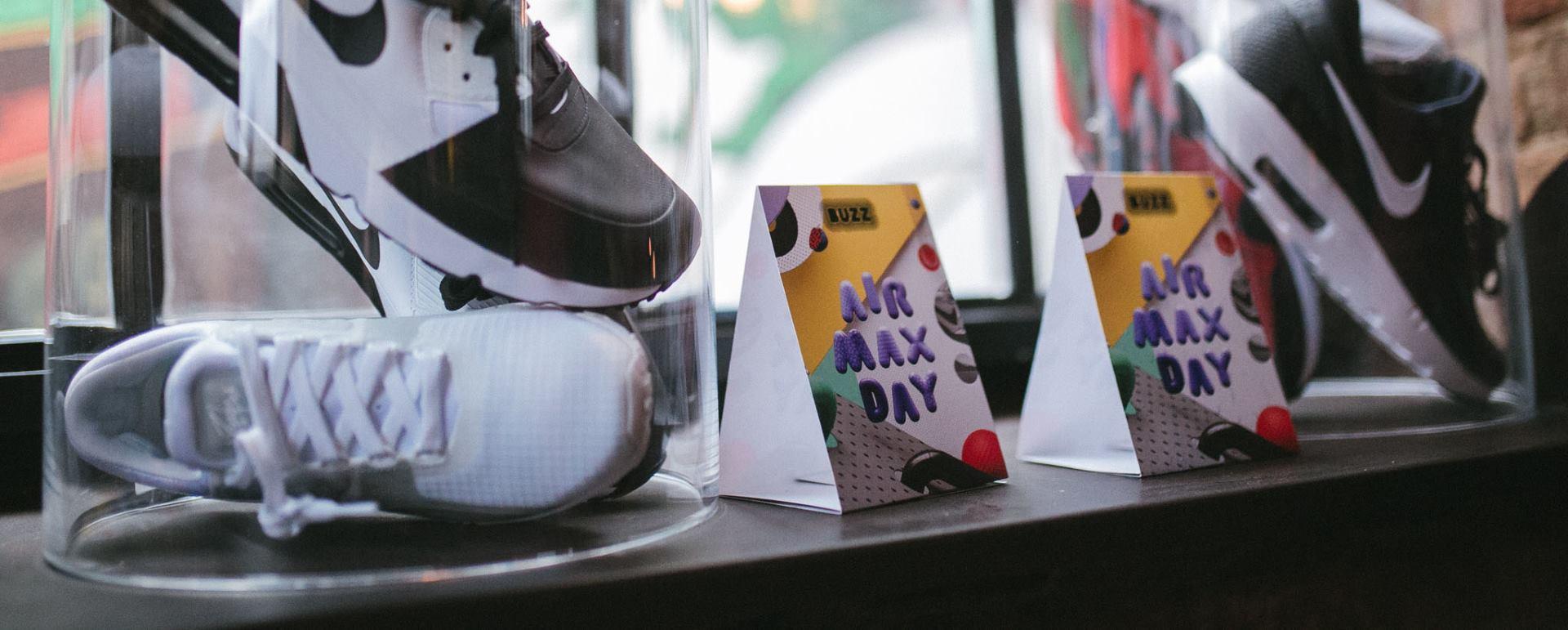 FOTO: Proslavljen 'rođendan' kultnog modela Nike Air Max