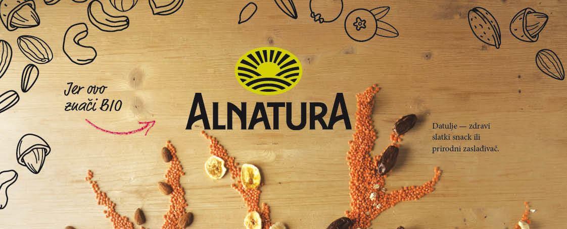 FOTO: ALNATURA Organska hrana za proljetnu detoksikaciju organizma