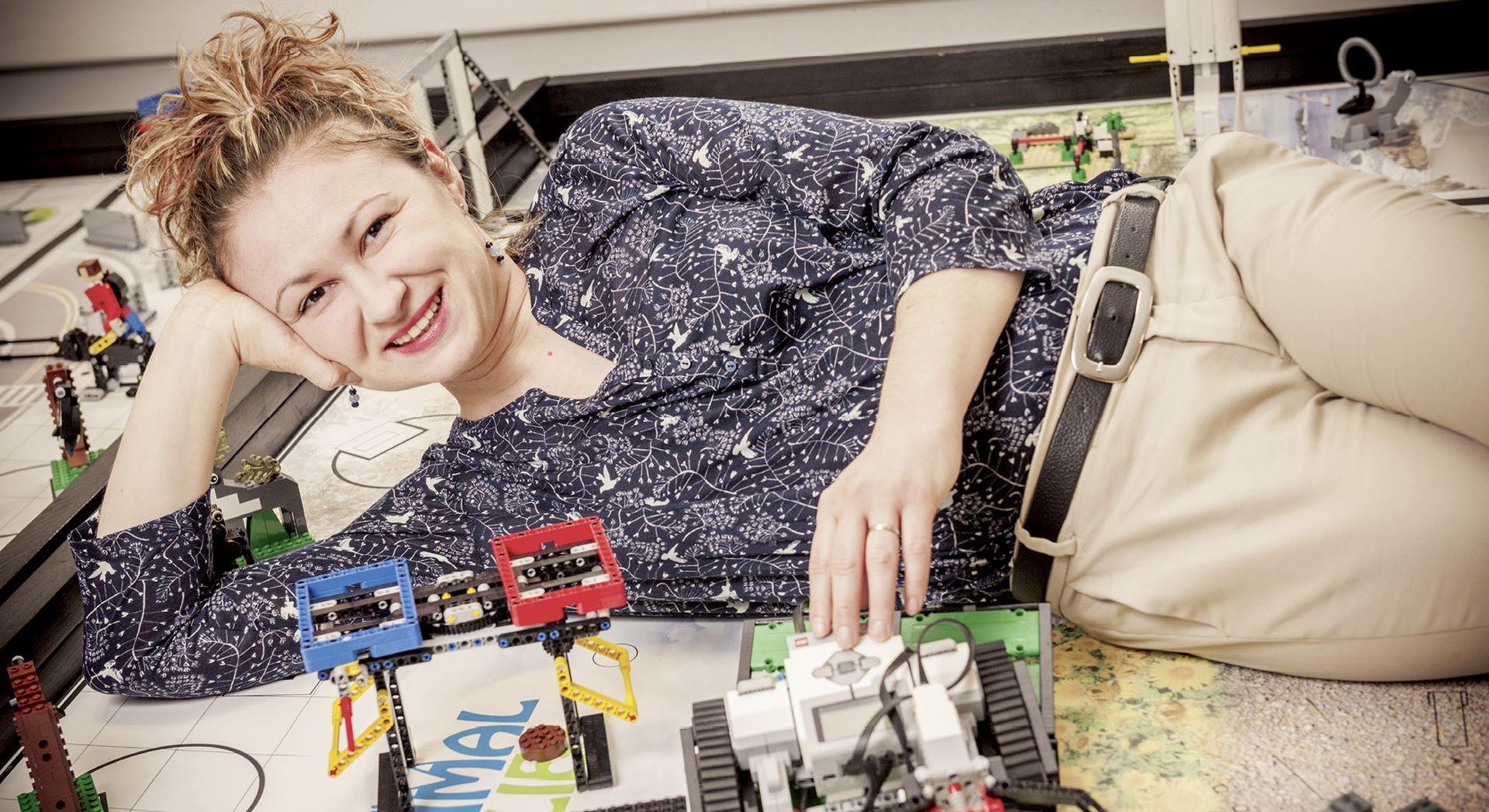 'Roboti mogu spašavati i unesrećene u potresima'